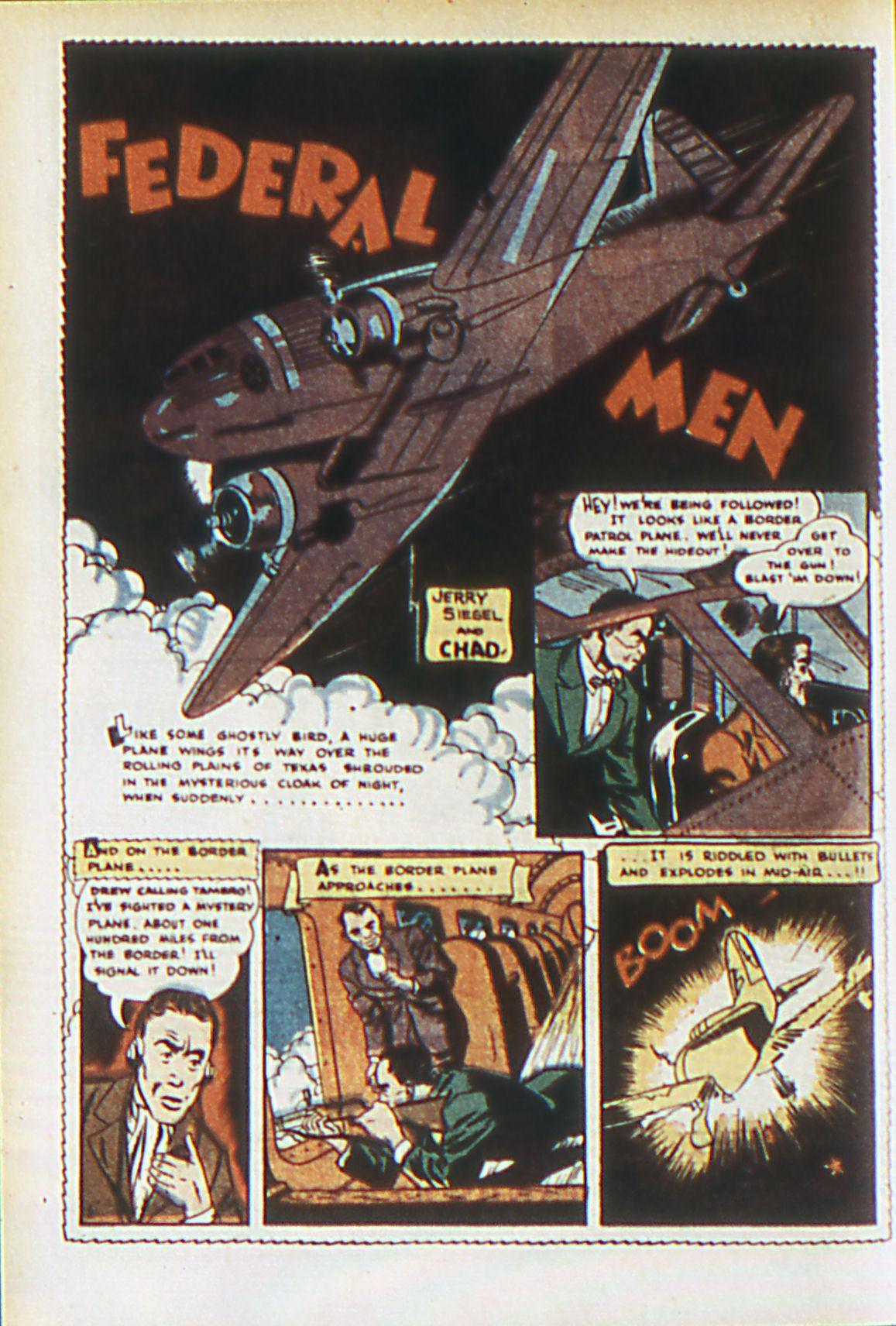 Read online Adventure Comics (1938) comic -  Issue #61 - 21