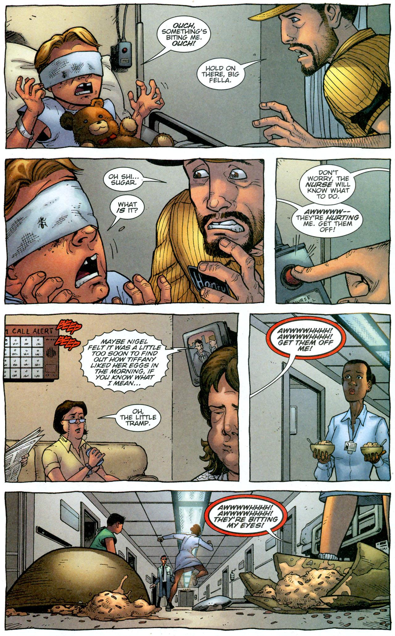 Read online The Exterminators comic -  Issue #13 - 19