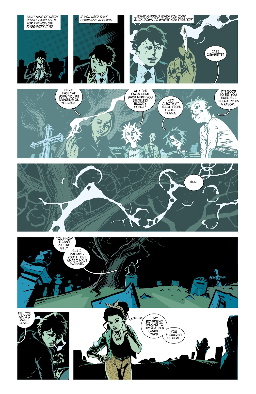 Read online Deadly Class comic -  Issue #38 - 21