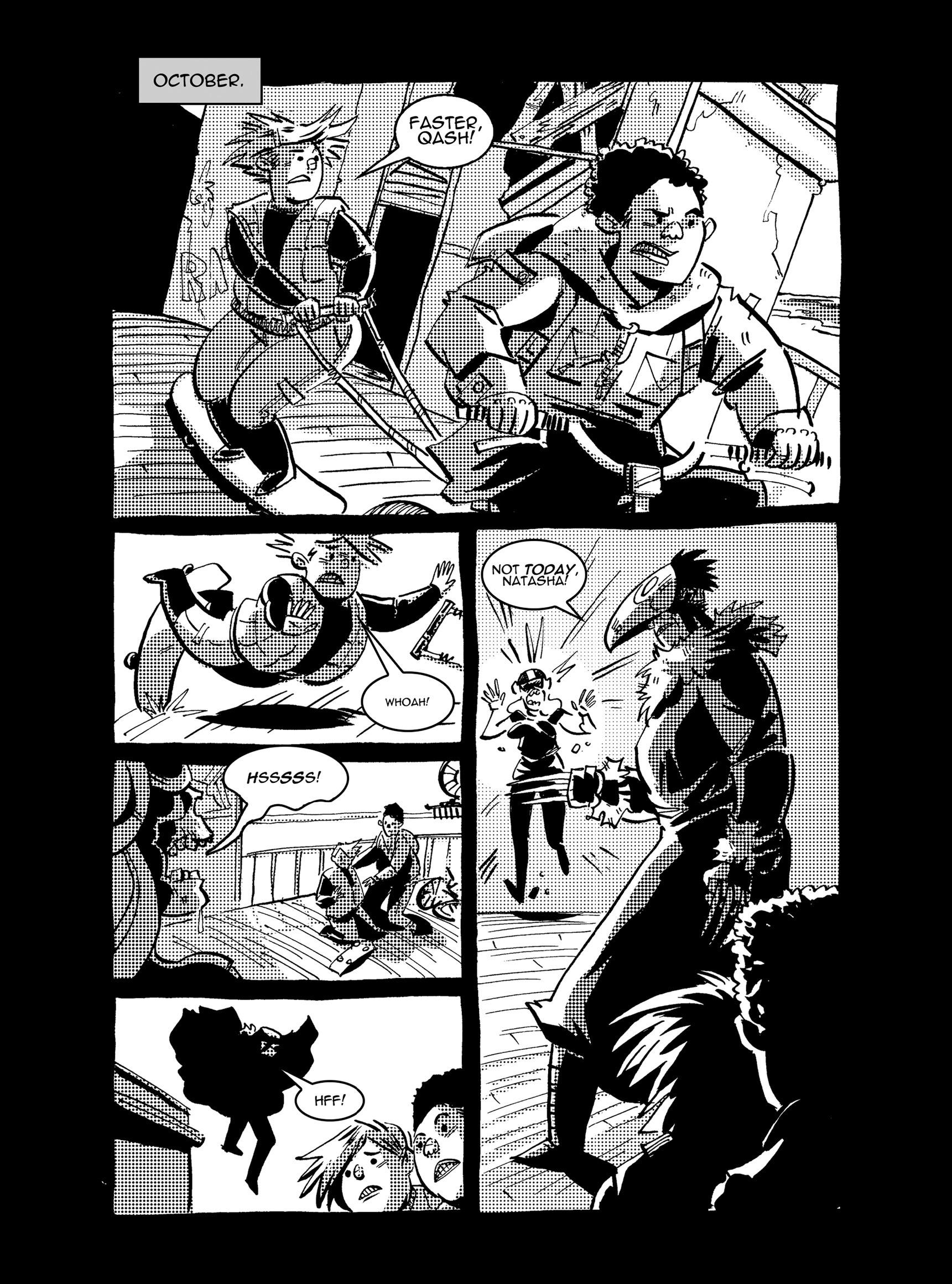 Read online FUBAR comic -  Issue #3 - 362