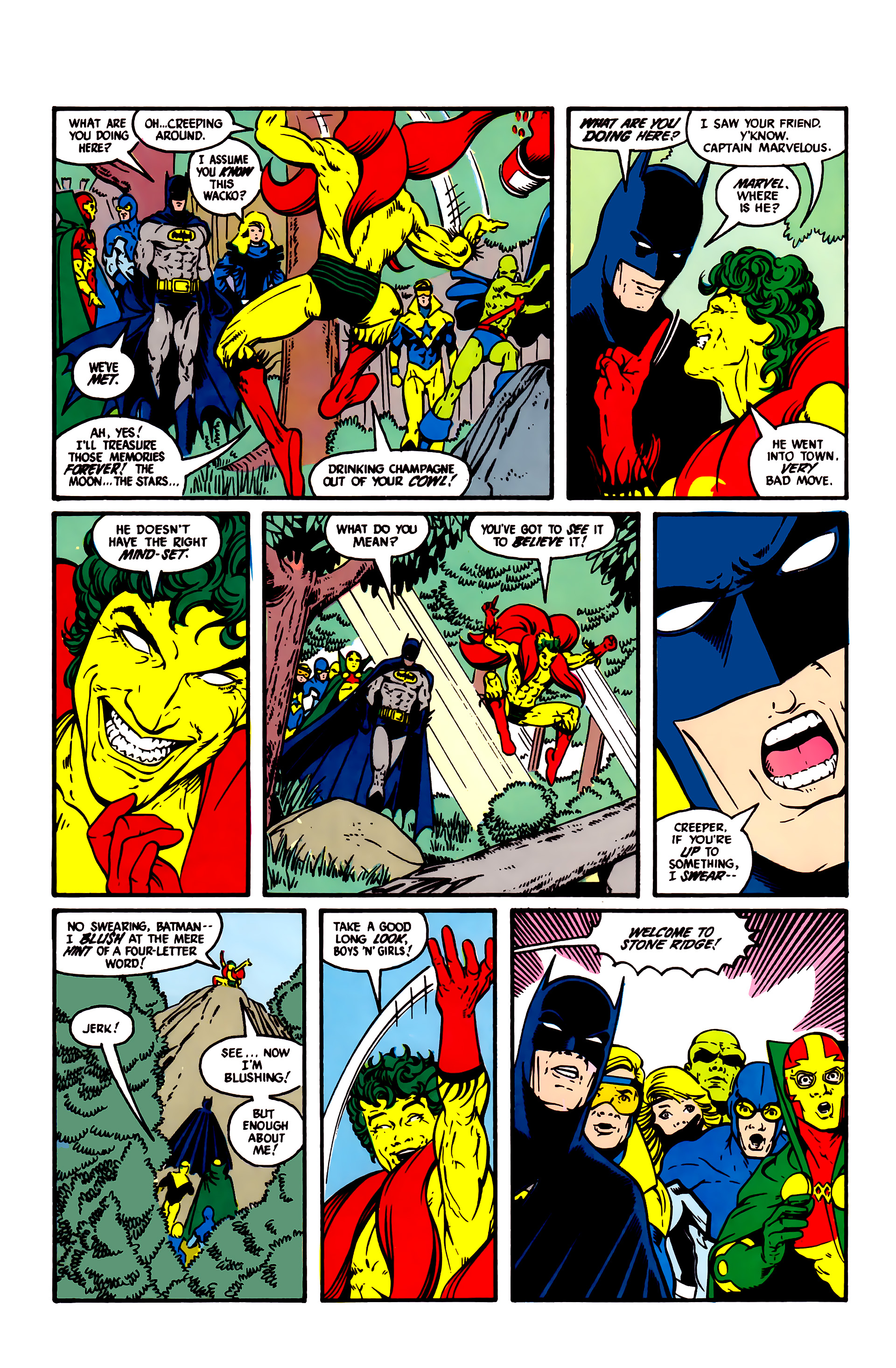 Read online Justice League (1987) comic -  Issue #5 - 22