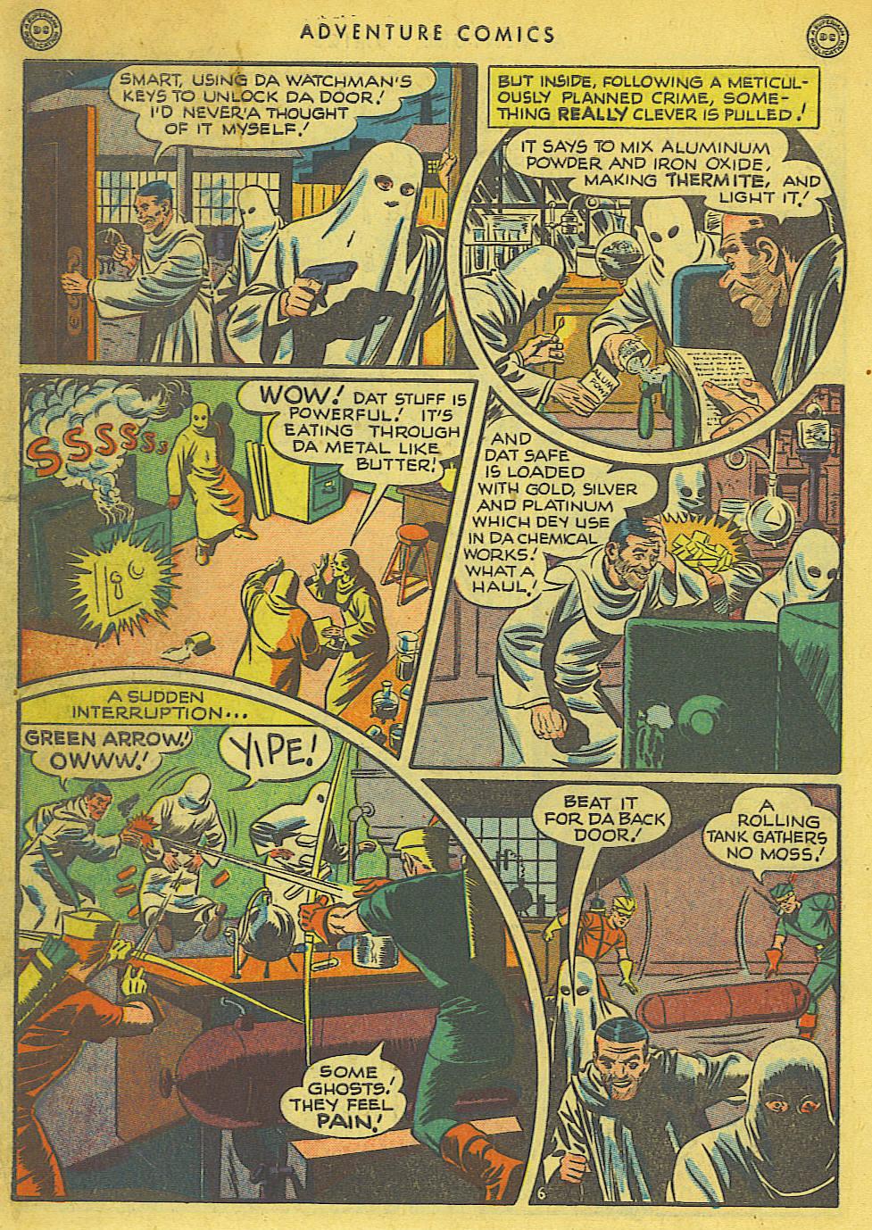 Read online Adventure Comics (1938) comic -  Issue #136 - 44