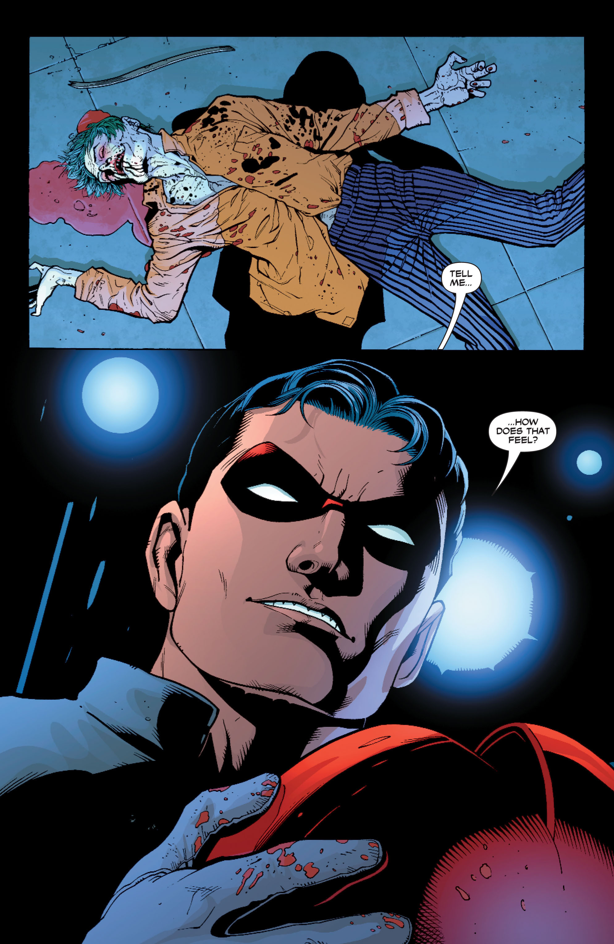 Read online Batman: Under The Red Hood comic -  Issue # Full - 101