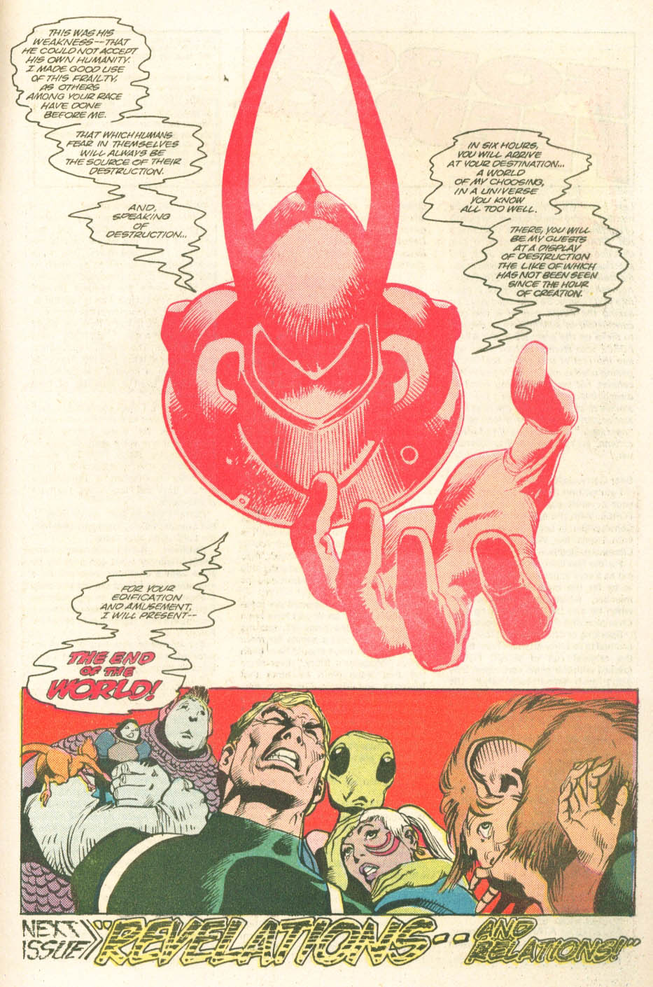 Read online Atari Force (1984) comic -  Issue #11 - 26