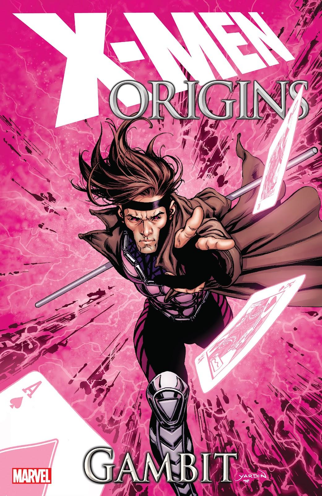 X-Men Origins: Gambit TPB Page 1