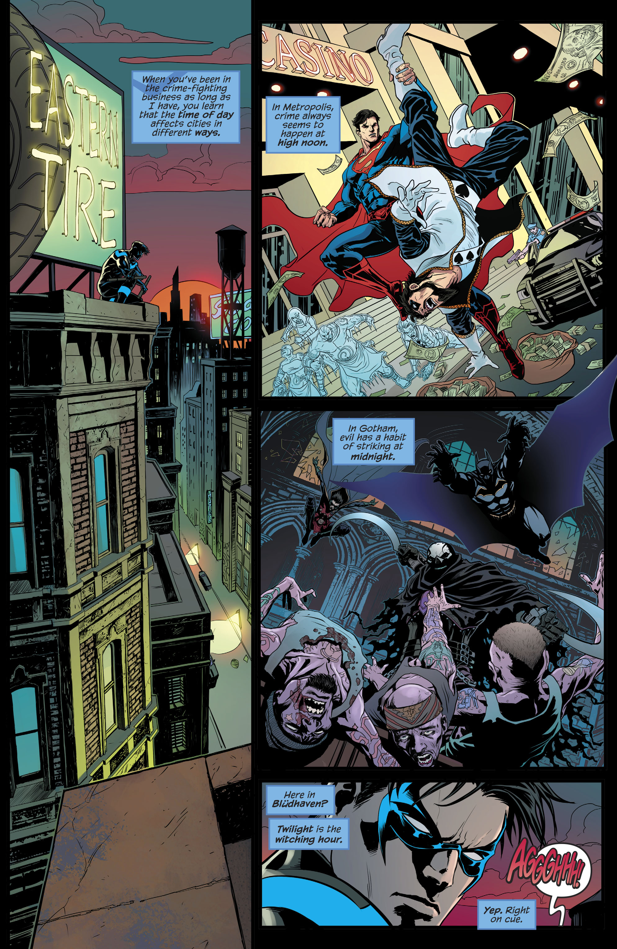 Read online Nightwing (2016) comic -  Issue #21 - 3