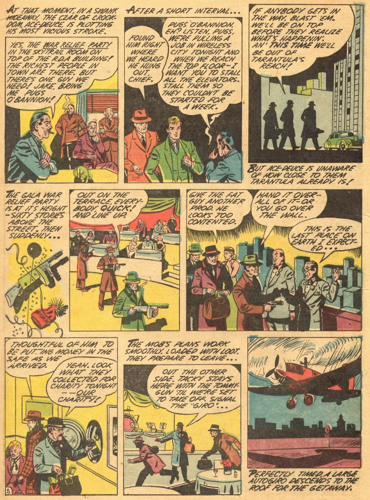 Star Spangled Comics (1941) issue 1 - Page 36