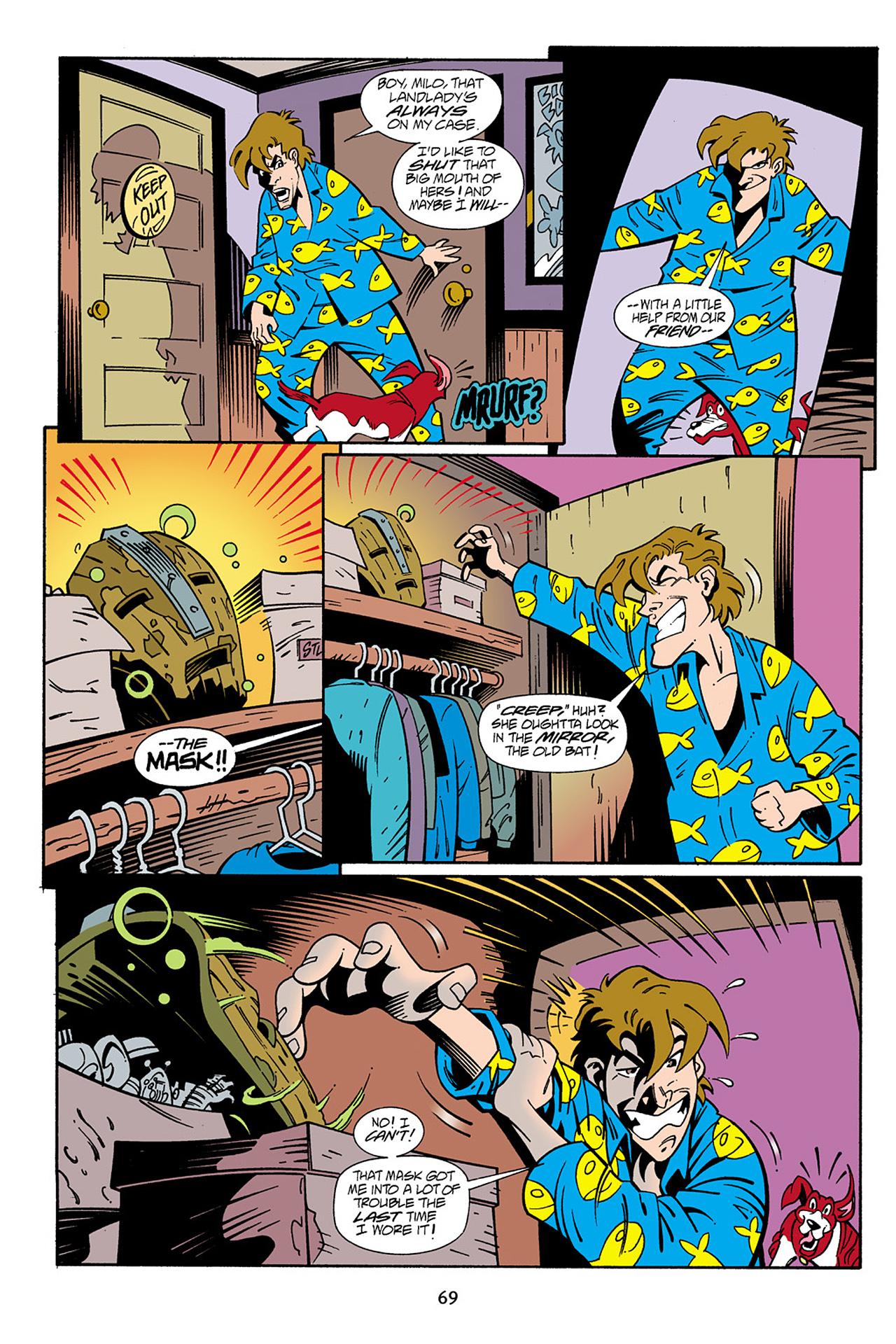 Read online Adventures Of The Mask Omnibus comic -  Issue #Adventures Of The Mask Omnibus Full - 69