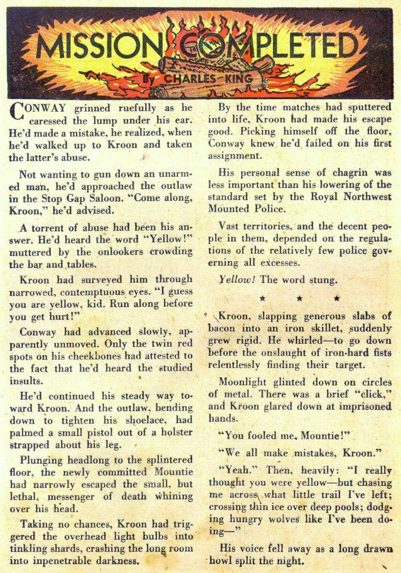 Read online Sensation (Mystery) Comics comic -  Issue #75 - 40