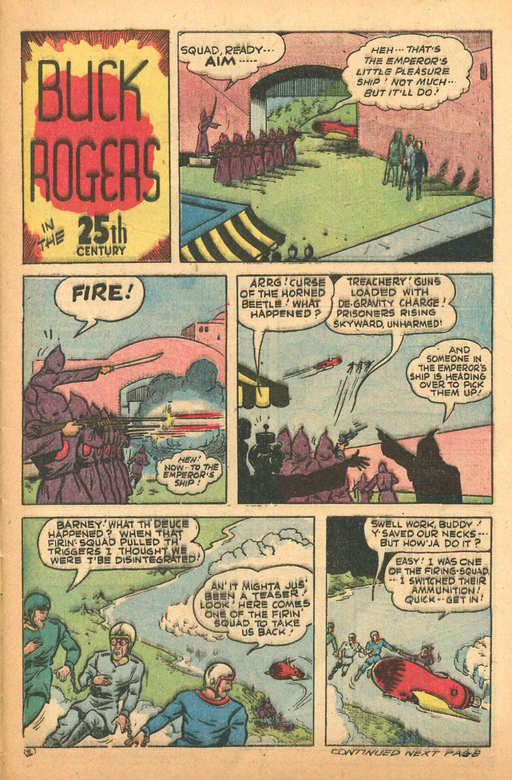Read online Famous Funnies comic -  Issue #132 - 5