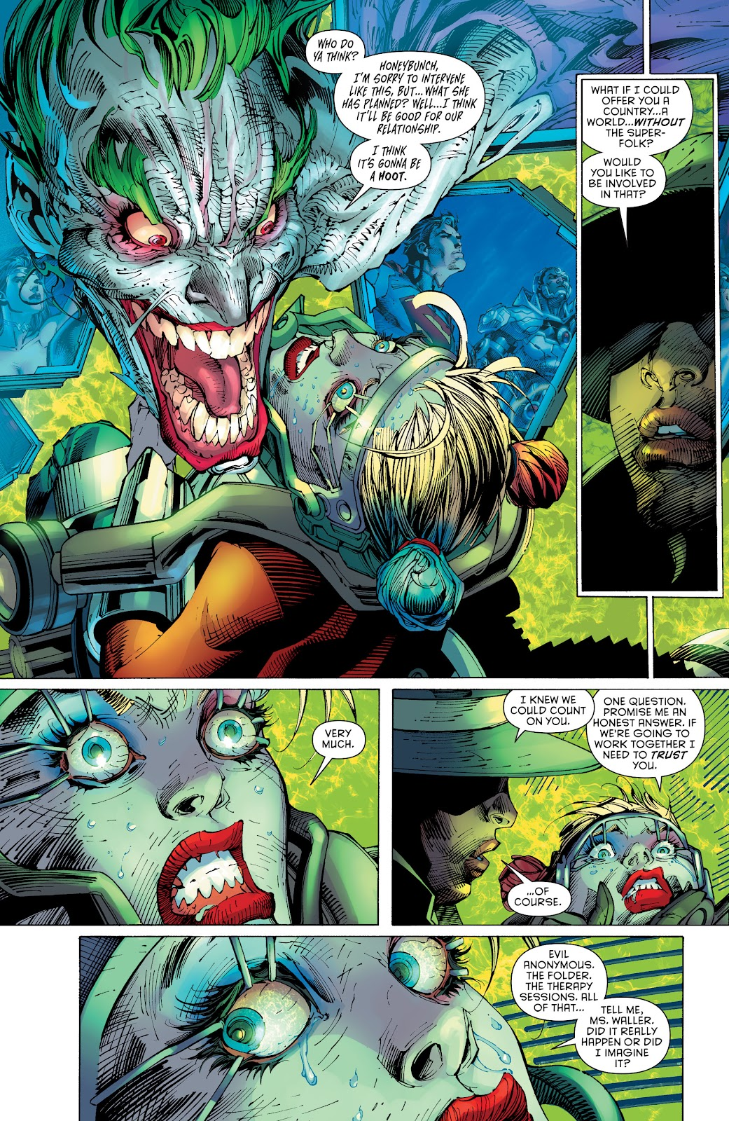 Read online Harley Quinn & the Suicide Squad Special Edition comic -  Issue # Full - 34