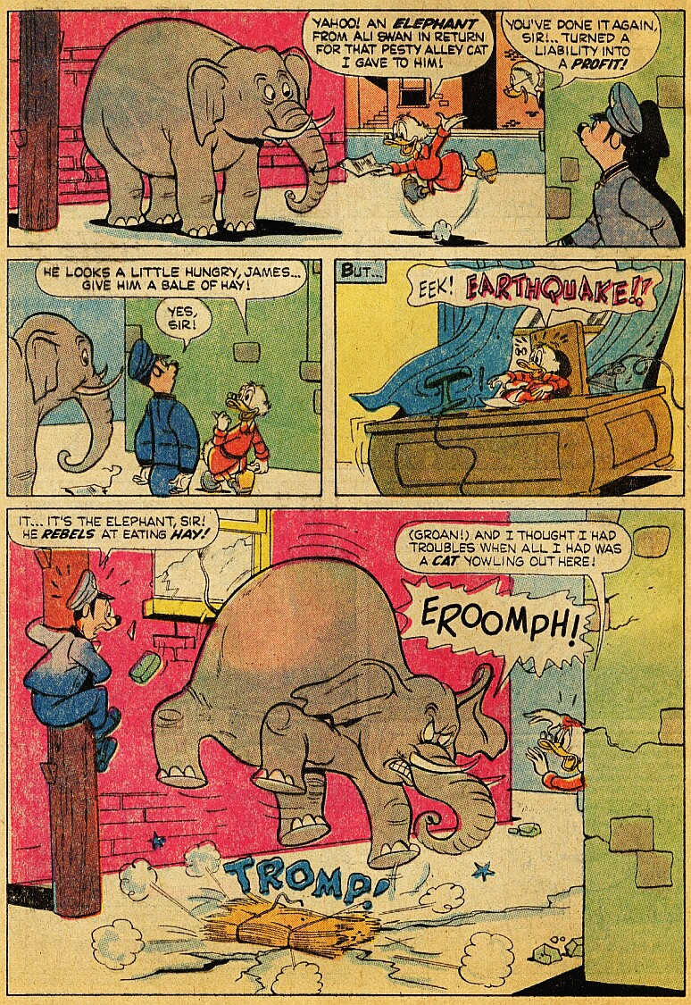 Read online Uncle Scrooge (1953) comic -  Issue #157 - 8