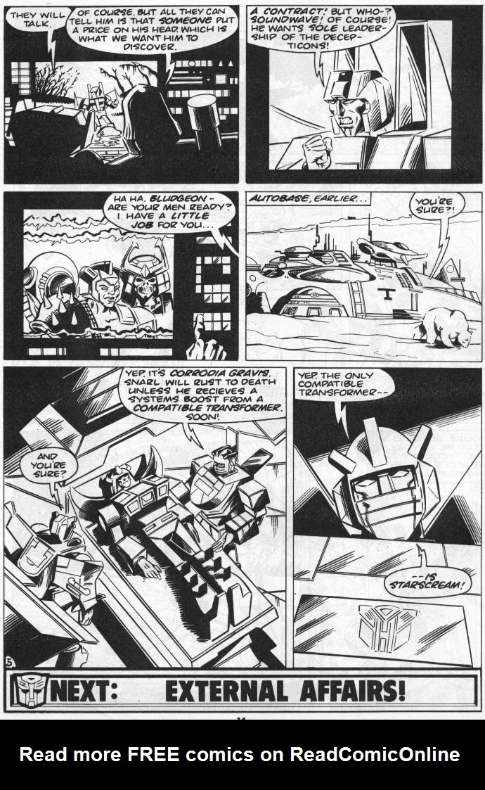 The Transformers (UK) 284 Page 11