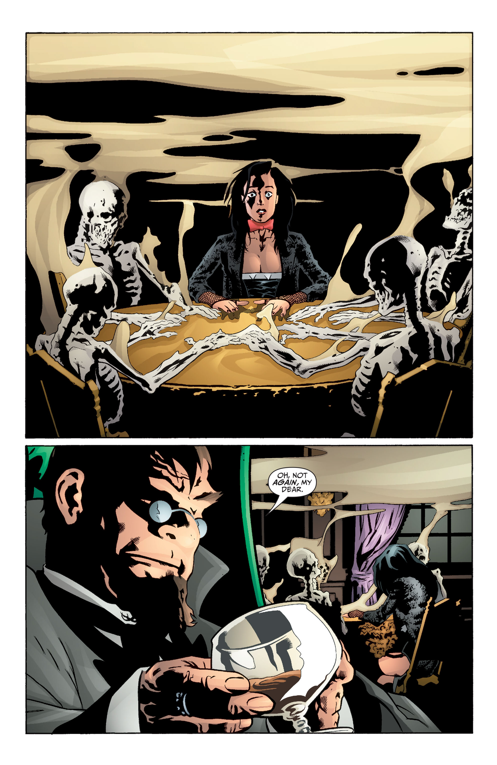 Read online Seven Soldiers: Zatanna comic -  Issue #1 - 17