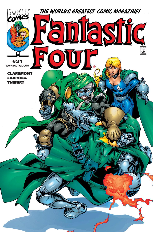 Fantastic Four (1998) 31 Page 1