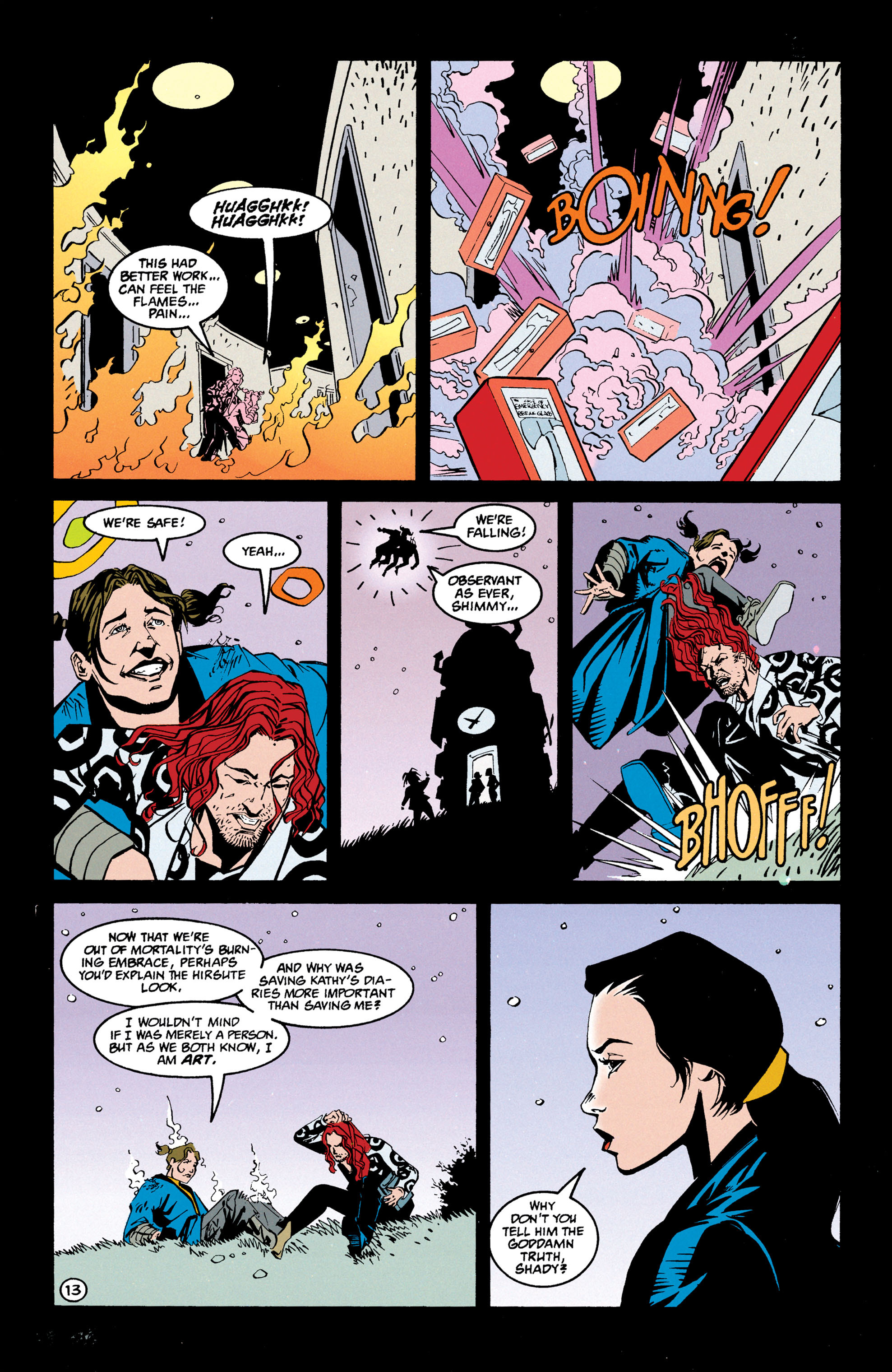 Read online Shade, the Changing Man comic -  Issue #68 - 14