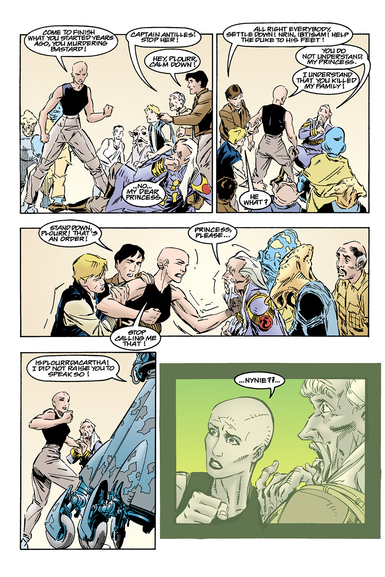 Read online Star Wars Omnibus comic -  Issue # Vol. 2 - 135