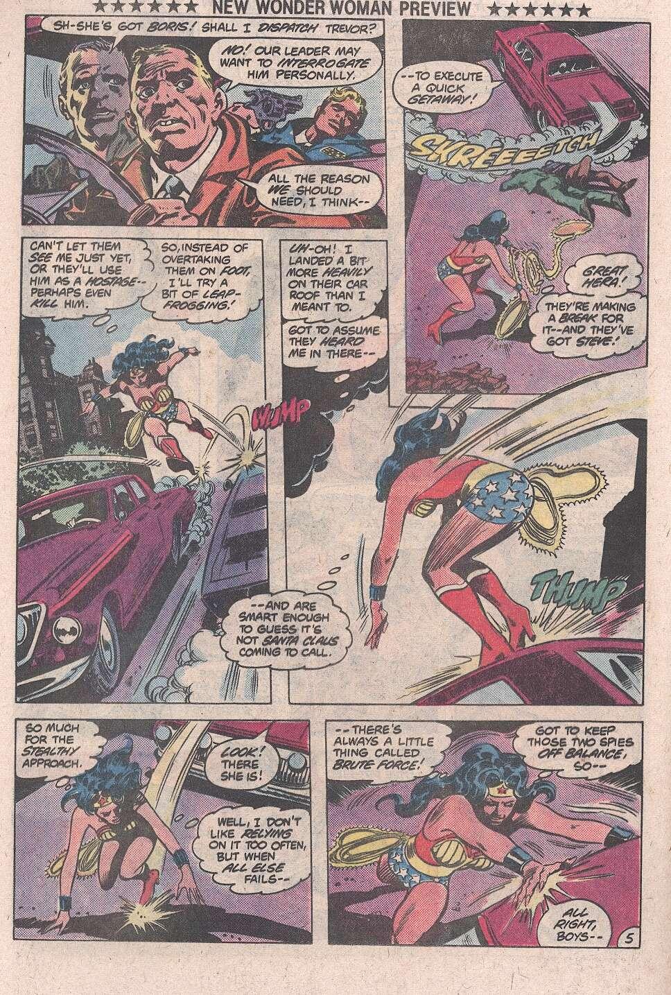 Read online Wonder Woman (1942) comic -  Issue #287b - 6