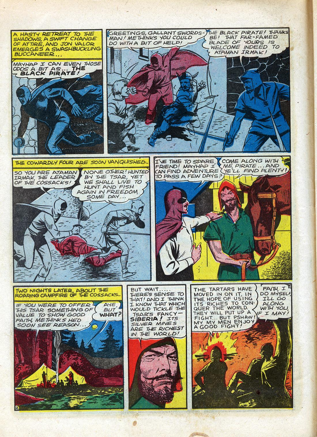 Read online Sensation (Mystery) Comics comic -  Issue #26 - 18