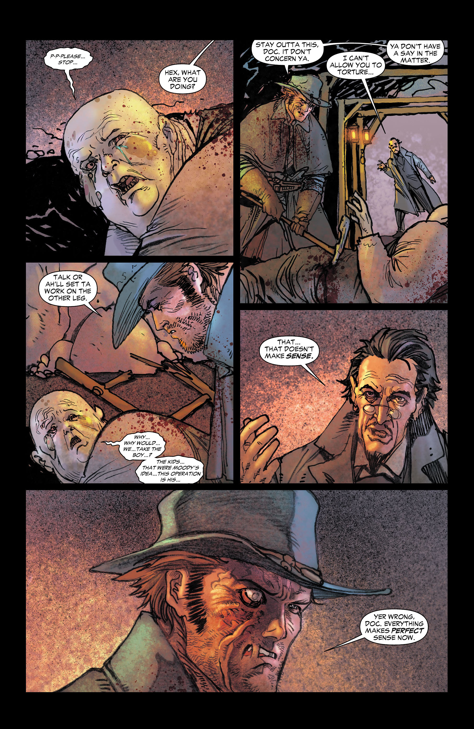 Read online All-Star Western (2011) comic -  Issue #6 - 14