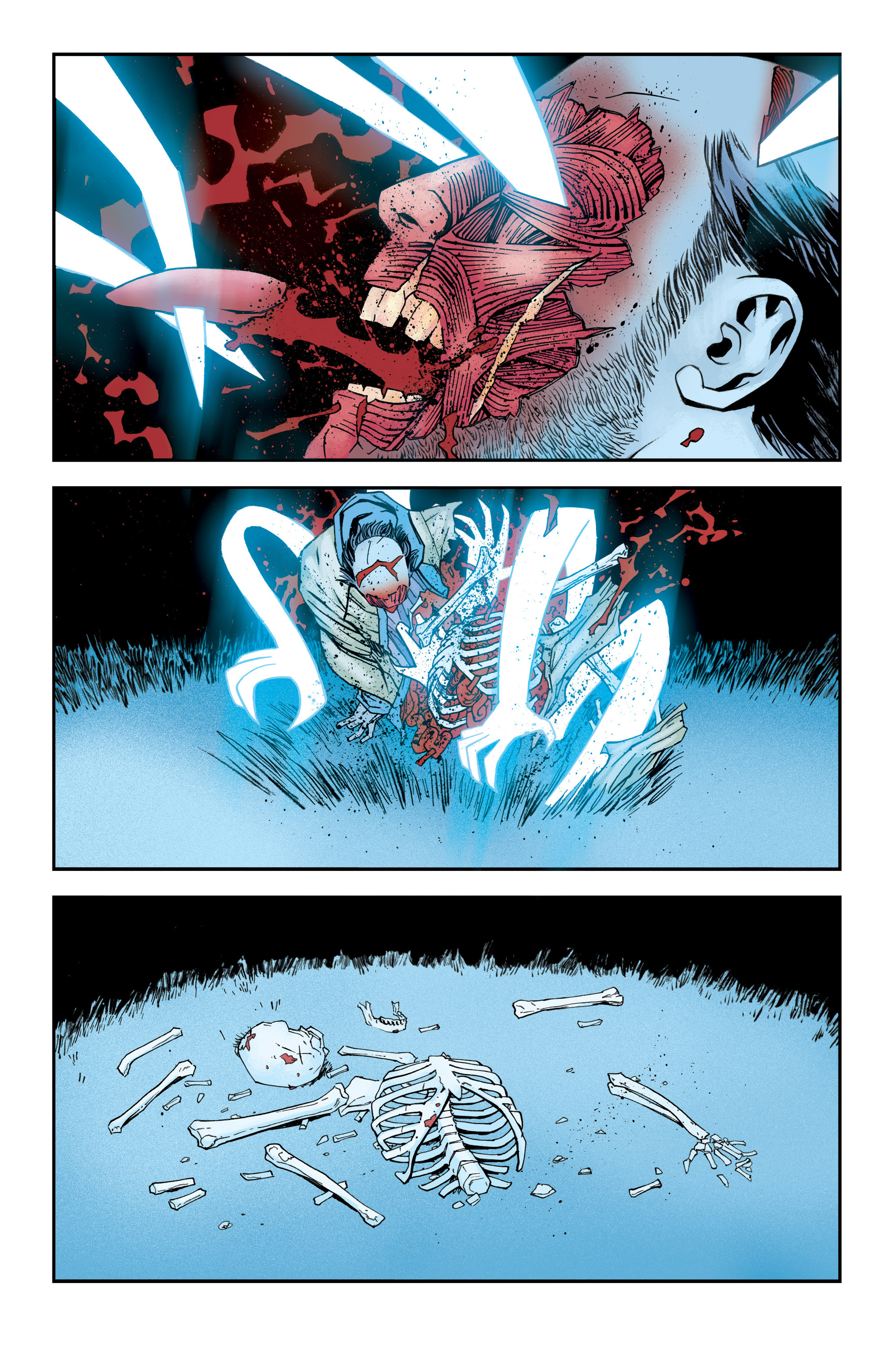 Read online Injection comic -  Issue #13 - 21