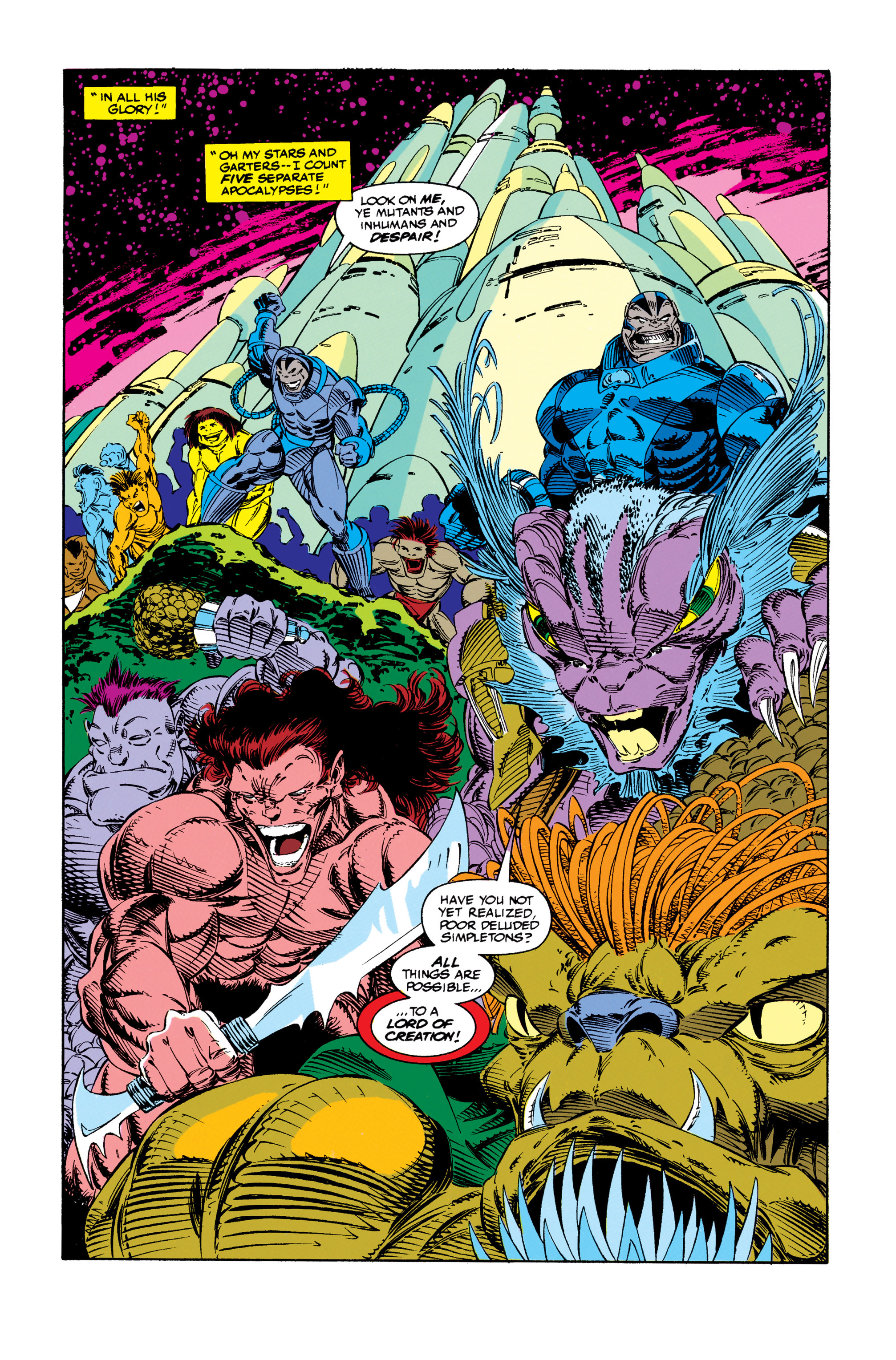 Read online X-Factor (1986) comic -  Issue #67 - 11