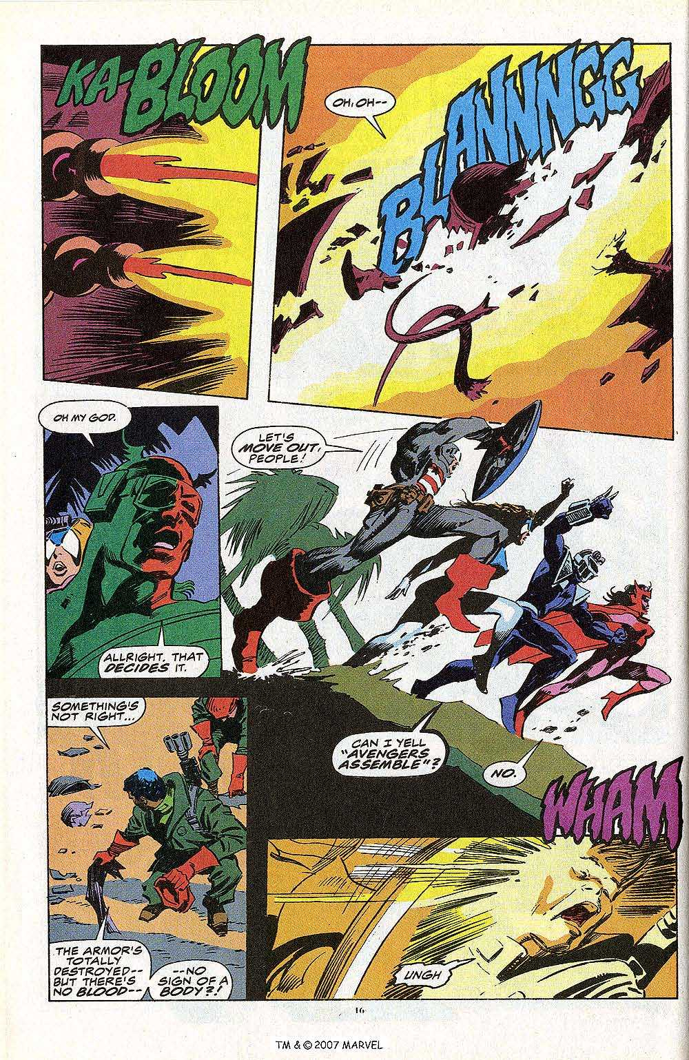 Iron Man Annual issue 13 - Page 18