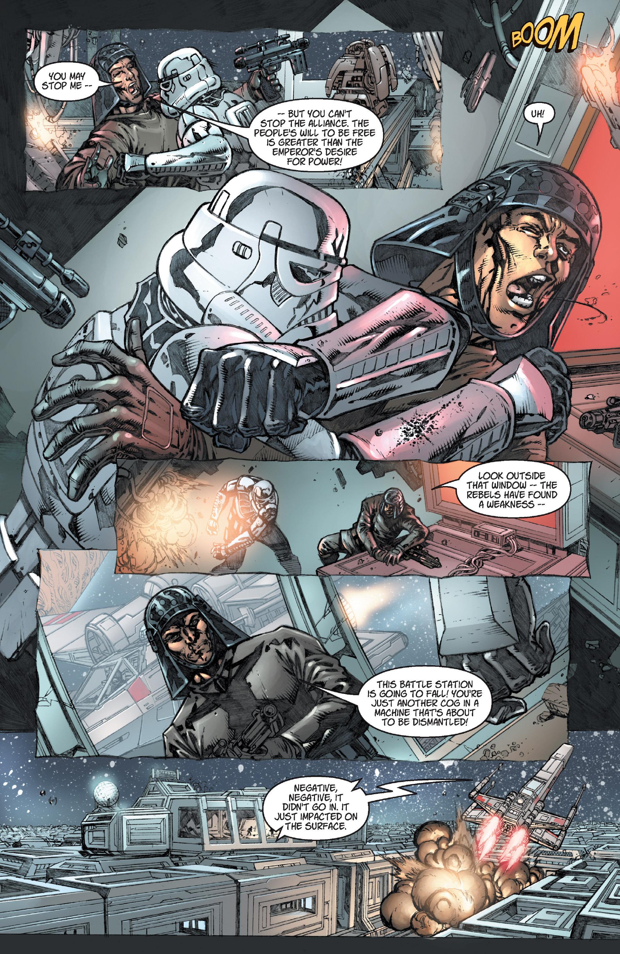 Read online Star Wars Omnibus comic -  Issue # Vol. 17 - 212