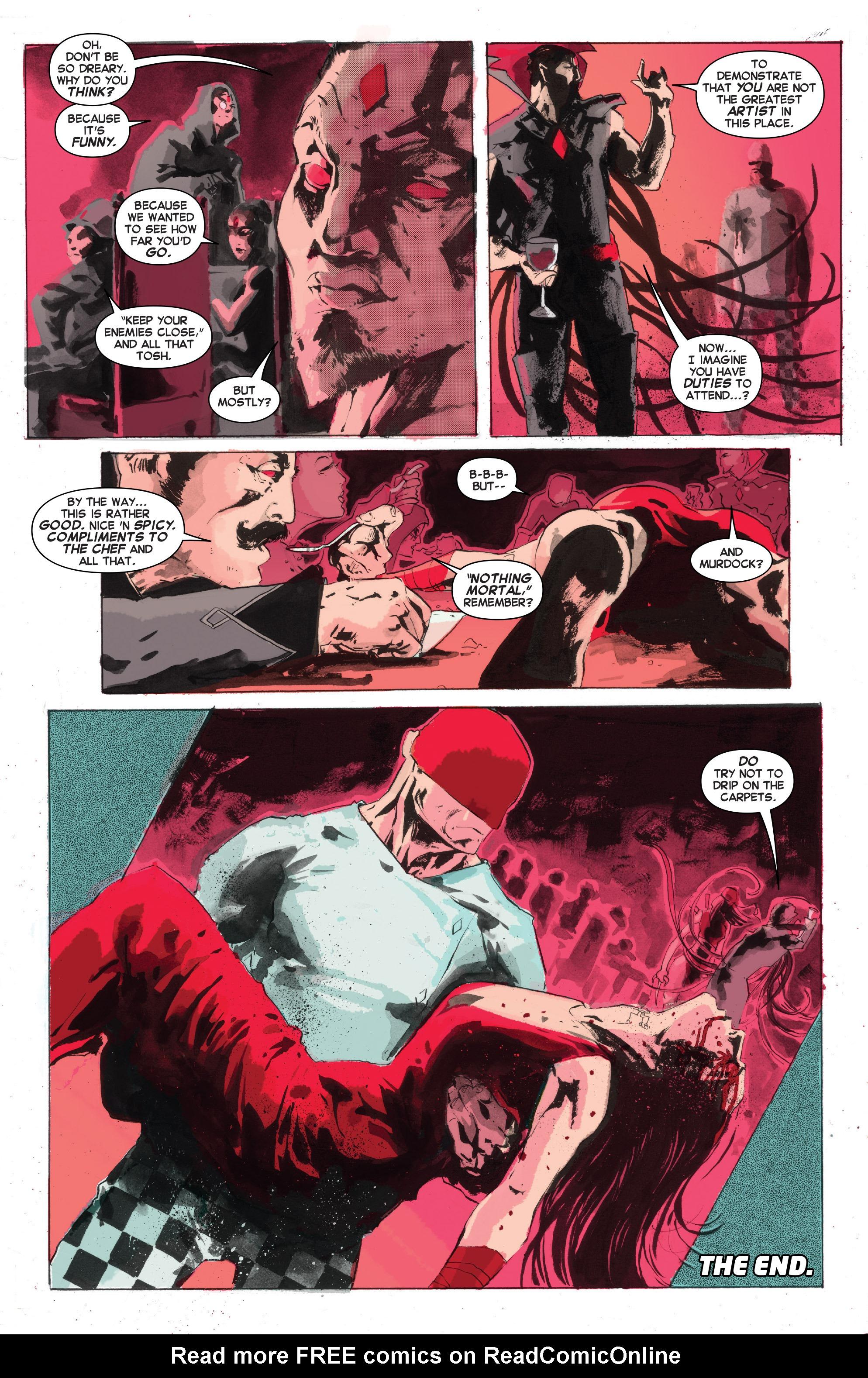 Read online Secret Wars Journal comic -  Issue #2 - 22