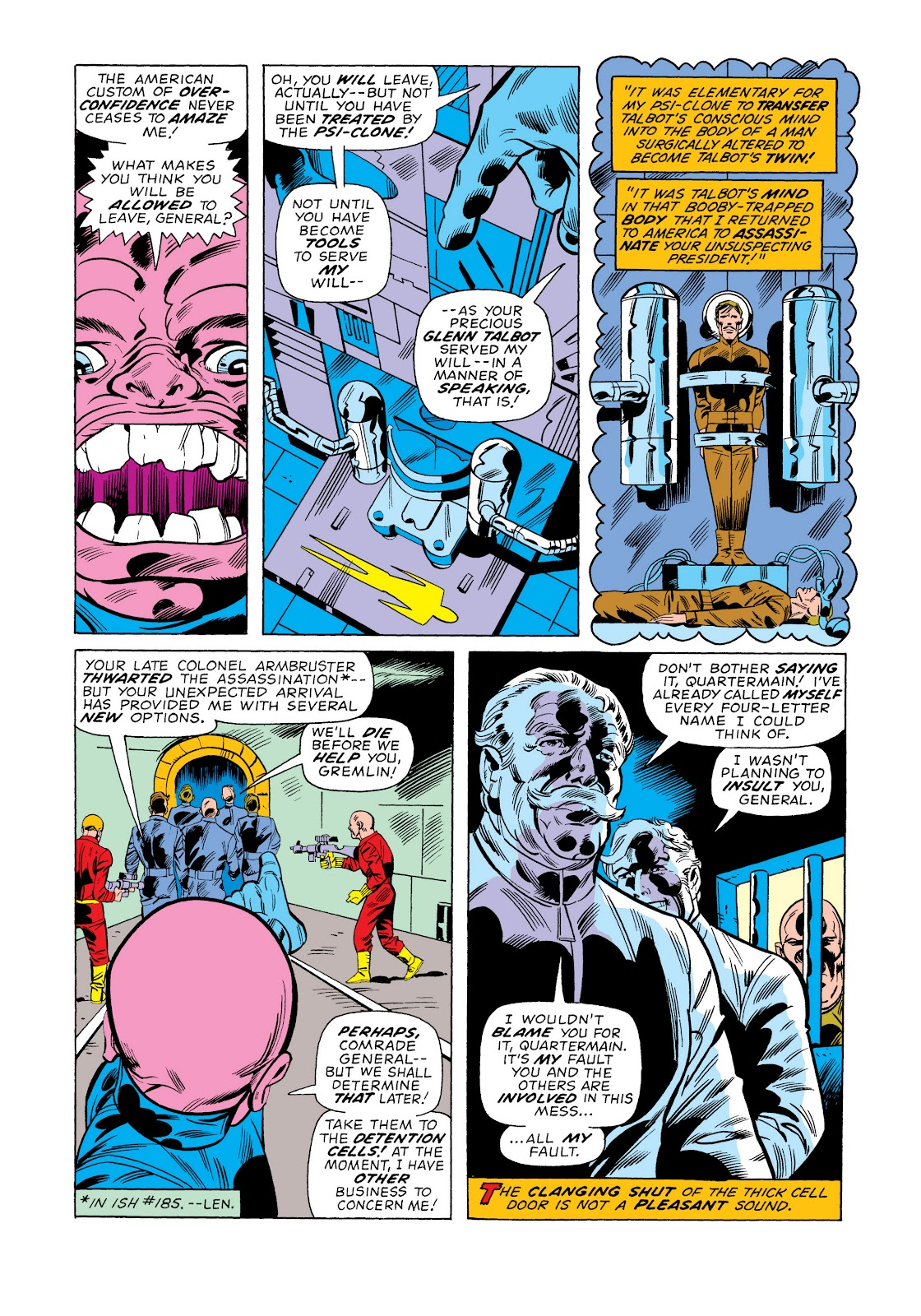 Read online Marvel Masterworks: The Incredible Hulk comic -  Issue # TPB 11 (Part 1) - 85