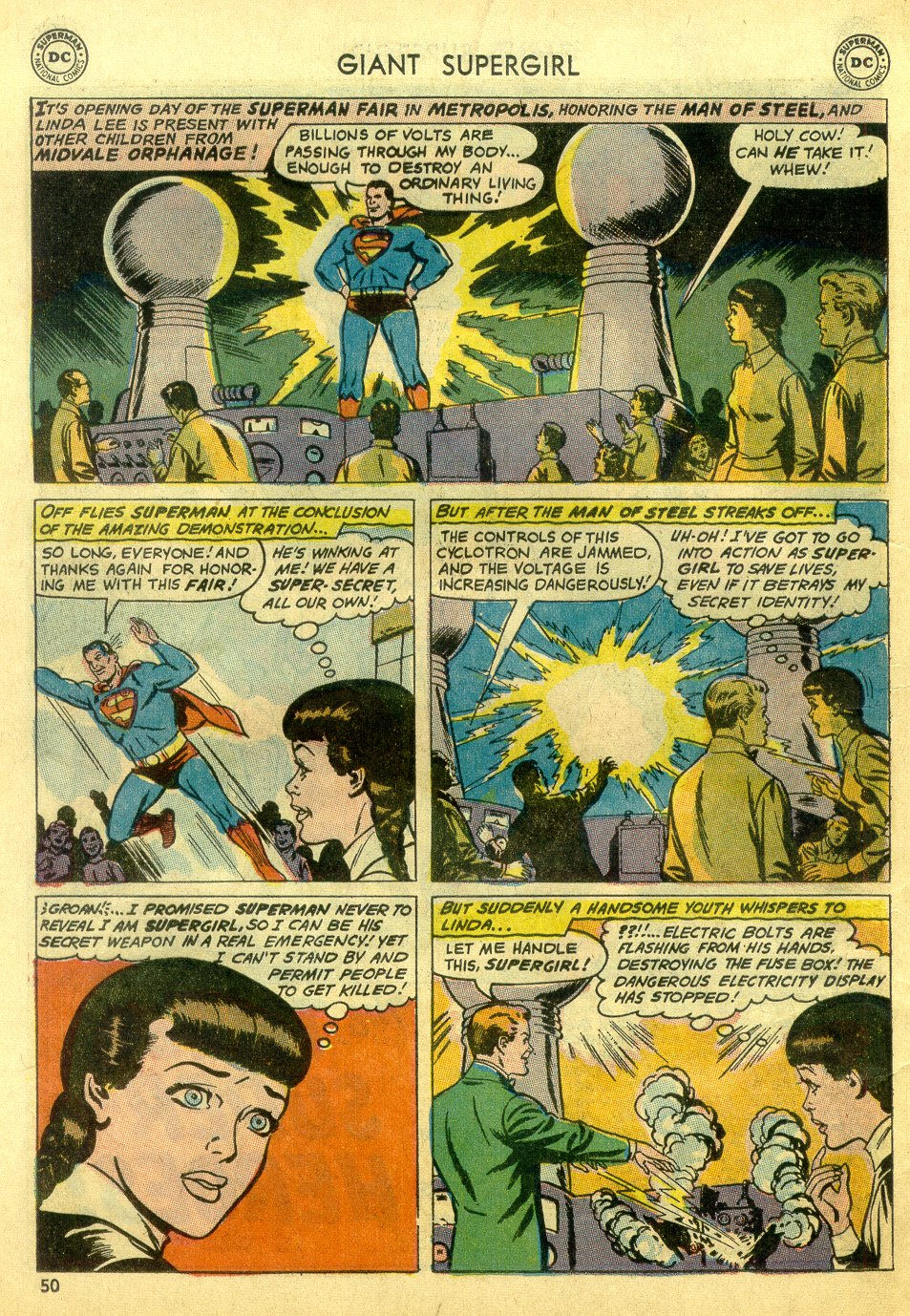 Action Comics (1938) 334 Page 51