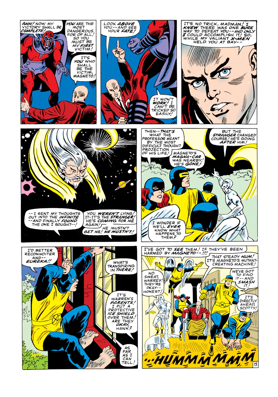 Read online Uncanny X-Men (1963) comic -  Issue #18 - 20
