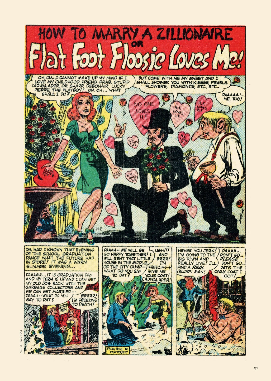 Read online Sincerest Form of Parody: The Best 1950s MAD-Inspired Satirical Comics comic -  Issue # TPB (Part 1) - 98