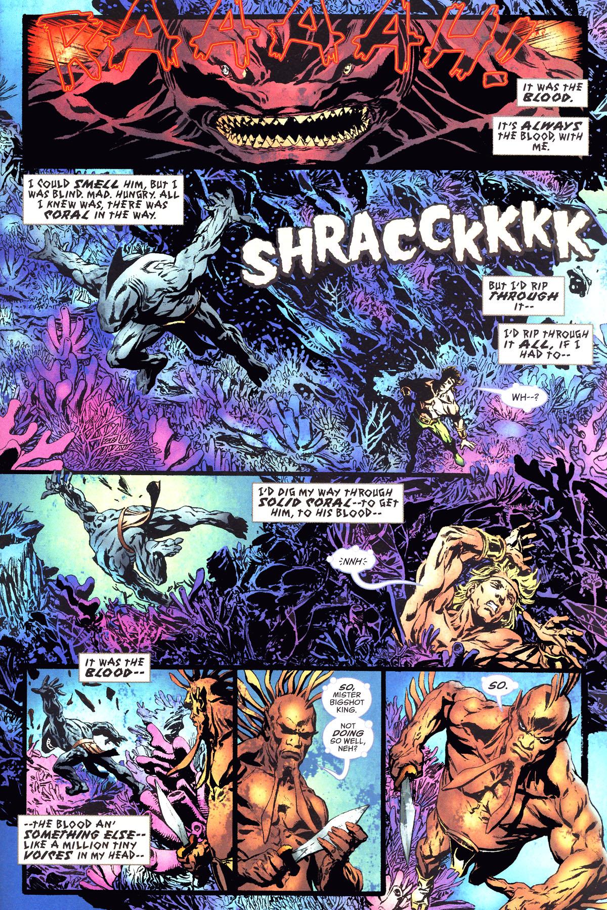 Read online Aquaman: Sword of Atlantis comic -  Issue #47 - 14