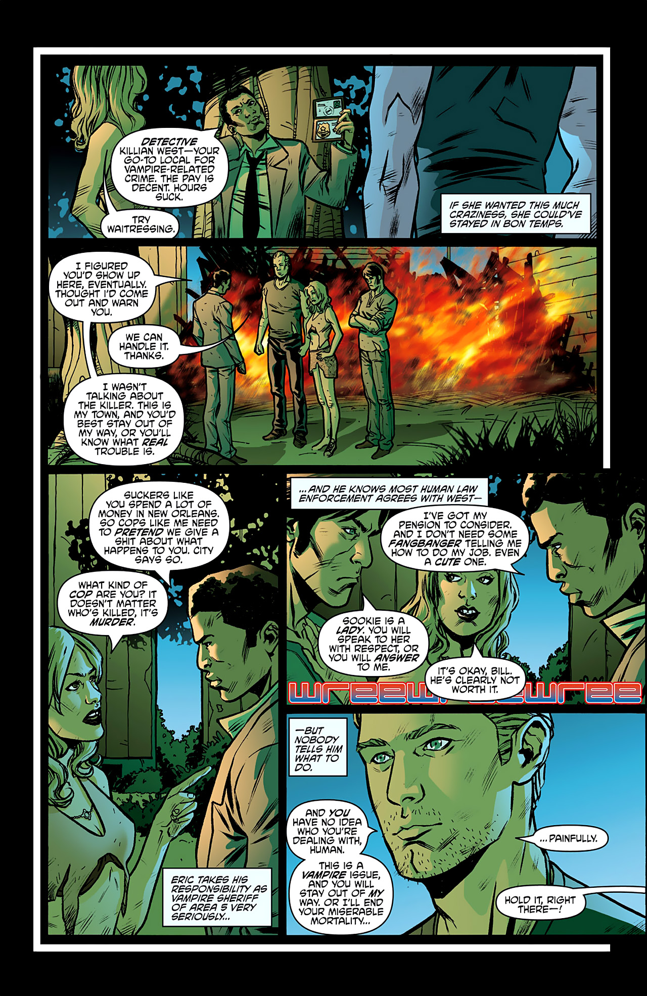 Read online True Blood: French Quarter comic -  Issue #2 - 6