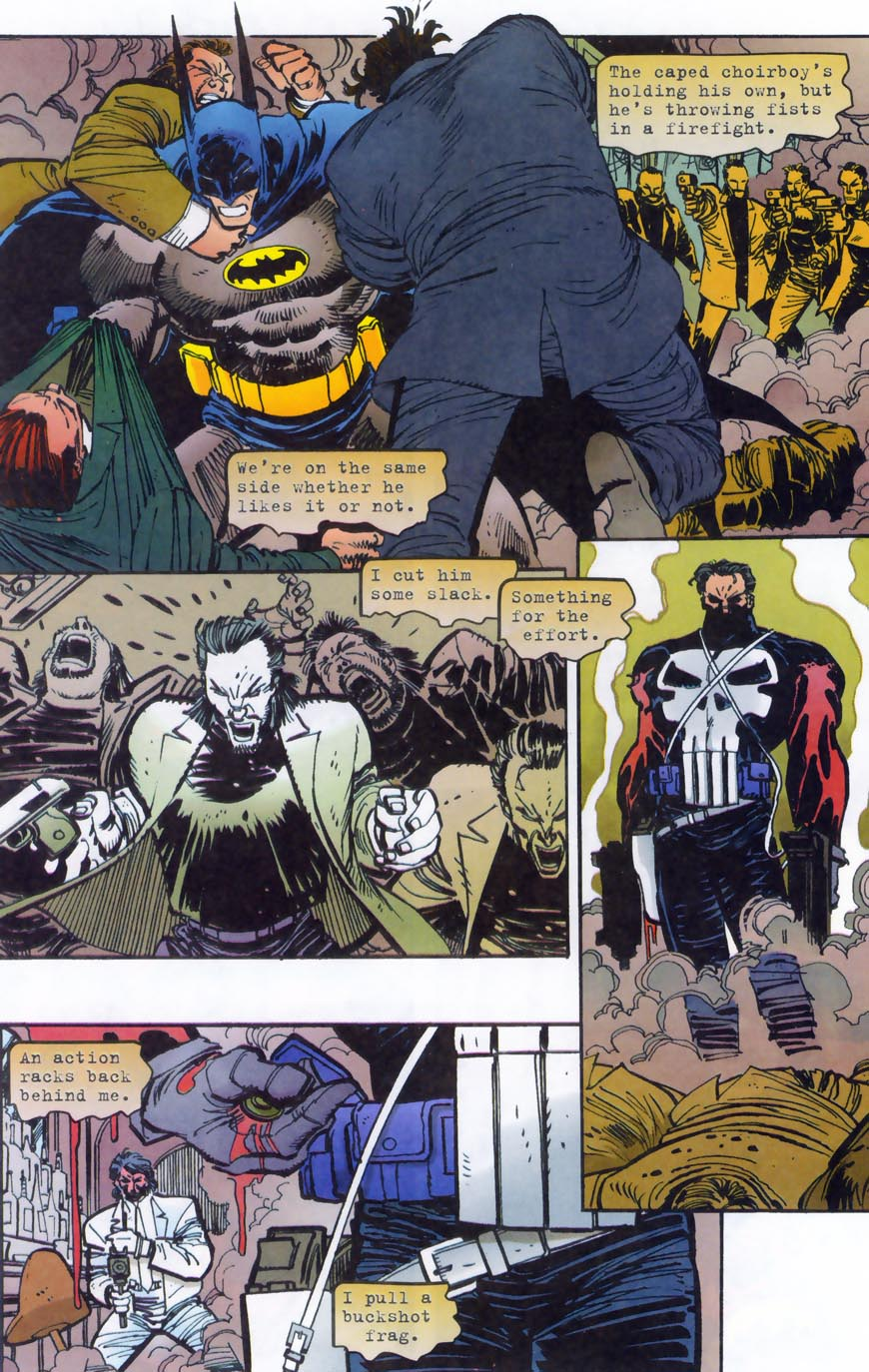 Read online Punisher/Batman: Deadly Knights comic -  Issue # Full - 32