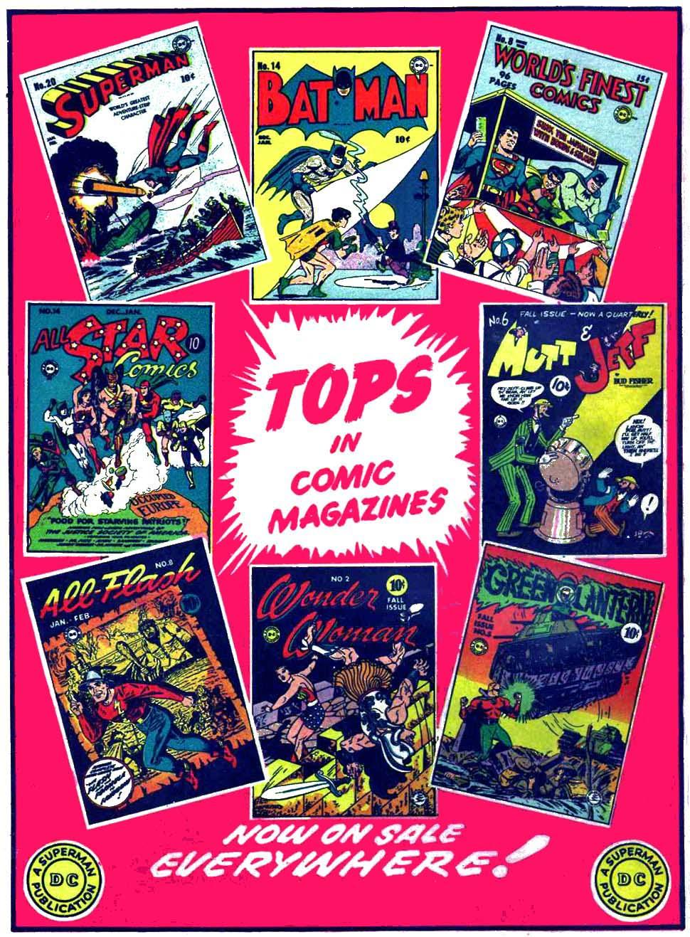 Boy Commandos issue 1 - Page 68
