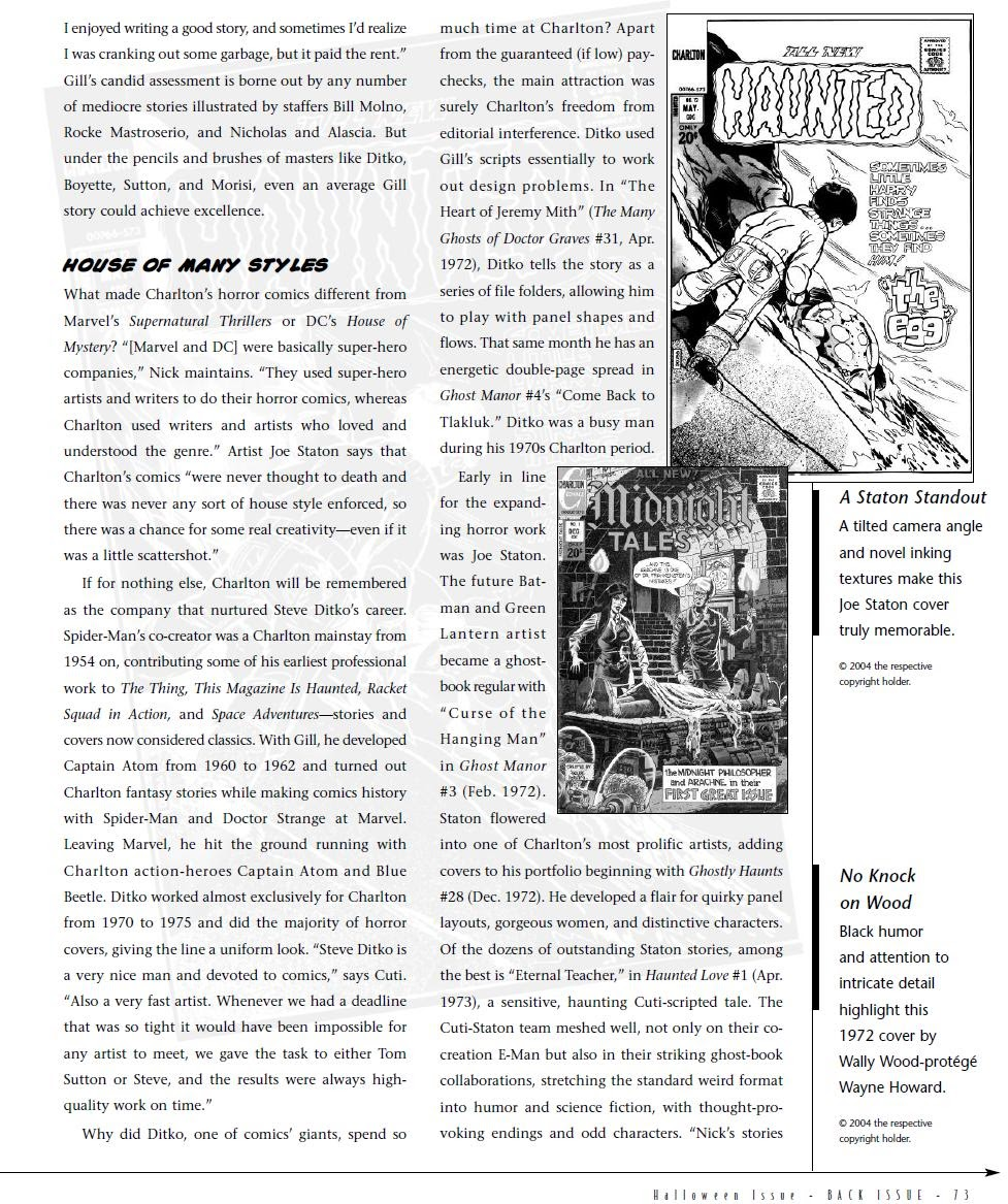 Back Issue issue 6 - Page 74