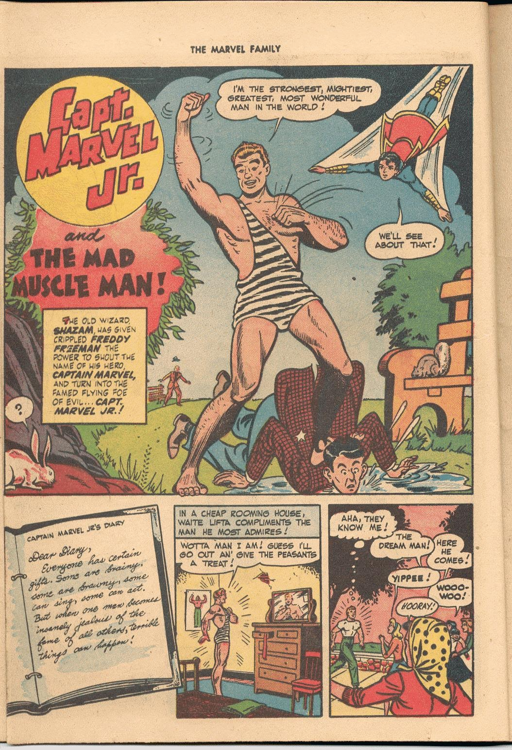 The Marvel Family issue 38 - Page 16