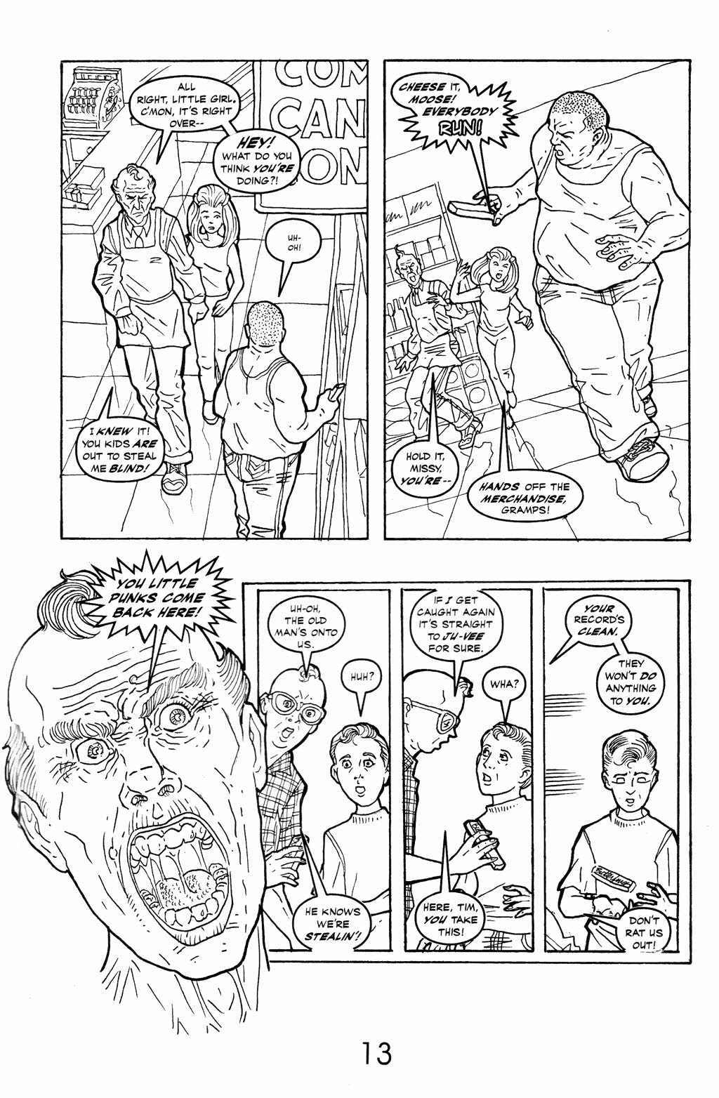 Read online A Touch of Silver comic -  Issue #6 - 15