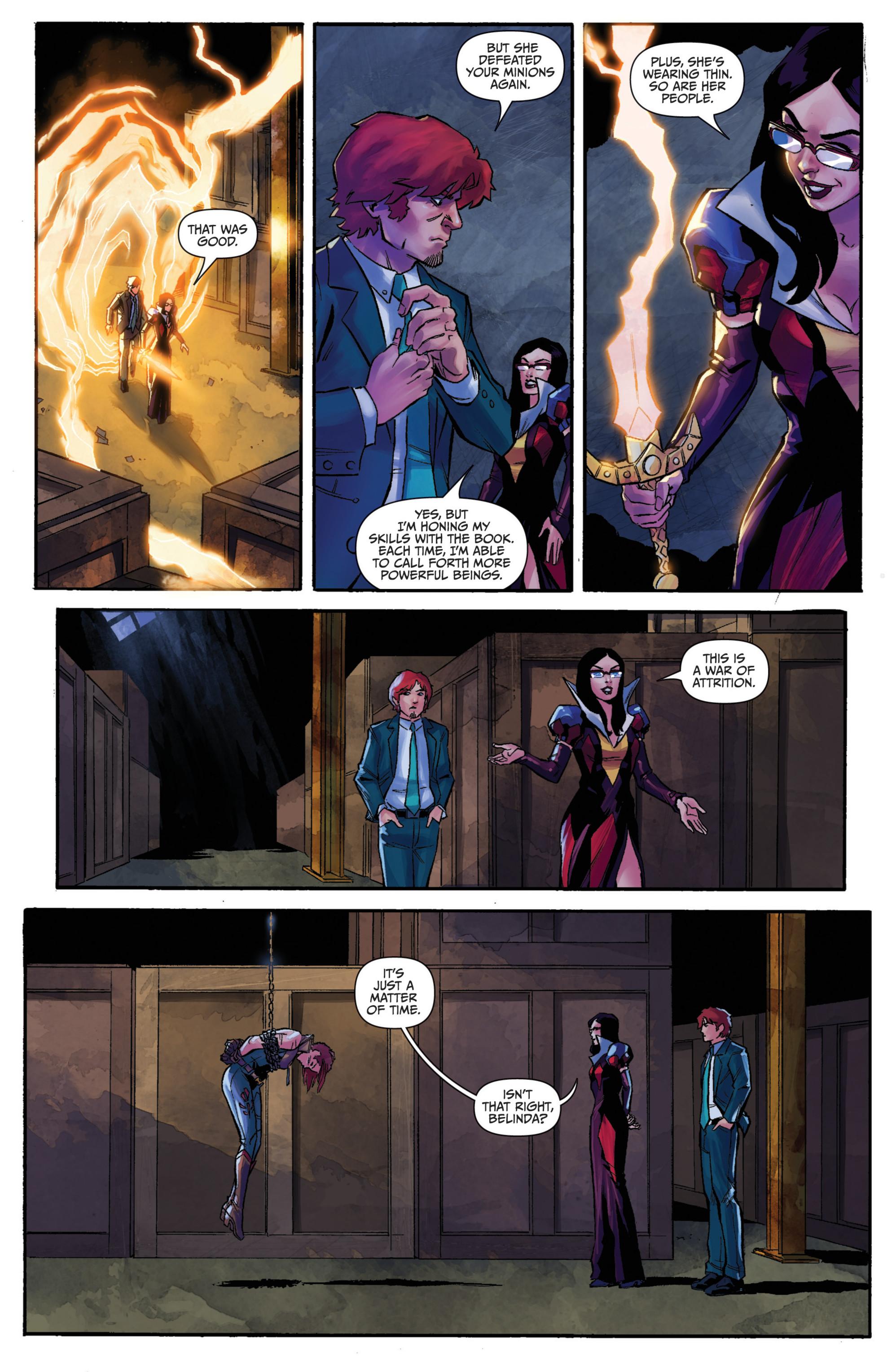 Read online Snow White vs. Snow White comic -  Issue #2 - 13