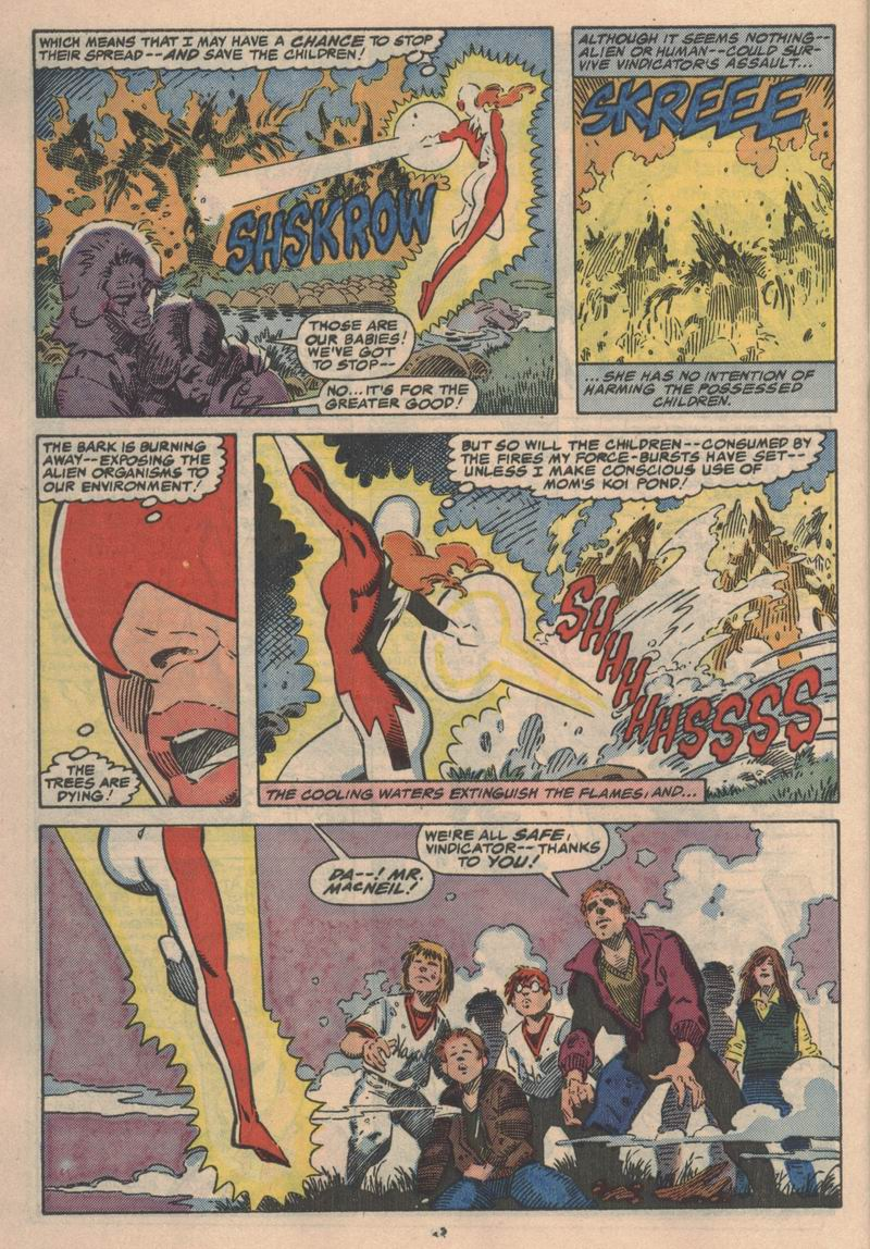 Read online Alpha Flight (1983) comic -  Issue #47 - 23