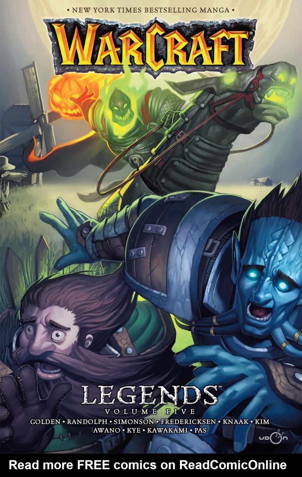 Warcraft: Legends issue Vol. 5 - Page 1