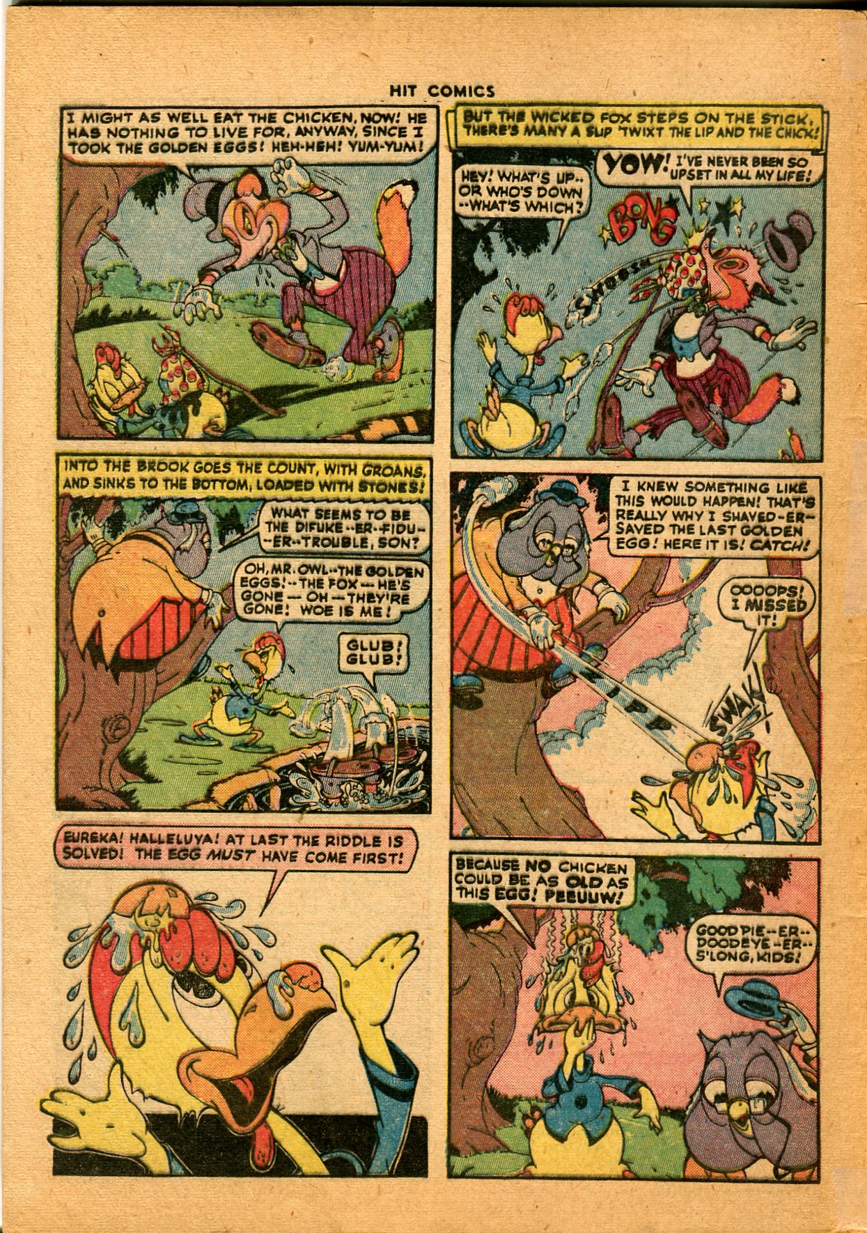 Read online Hit Comics comic -  Issue #35 - 58