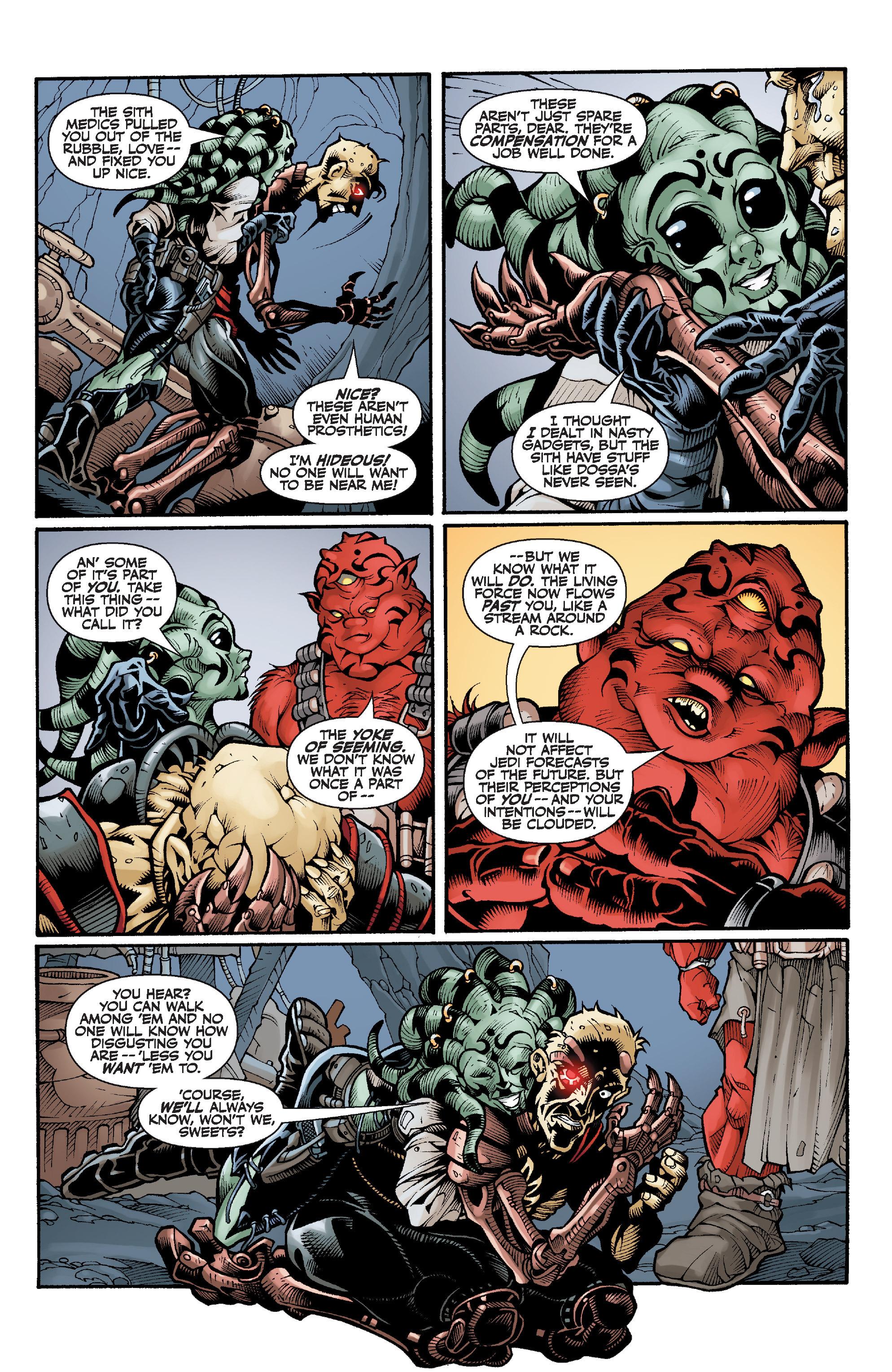 Read online Star Wars Omnibus comic -  Issue # Vol. 32 - 344