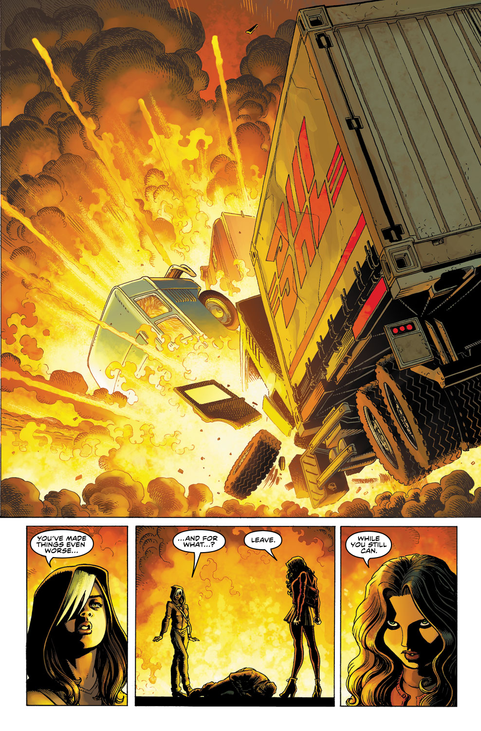 Read online Ultimate X comic -  Issue #2 - 20