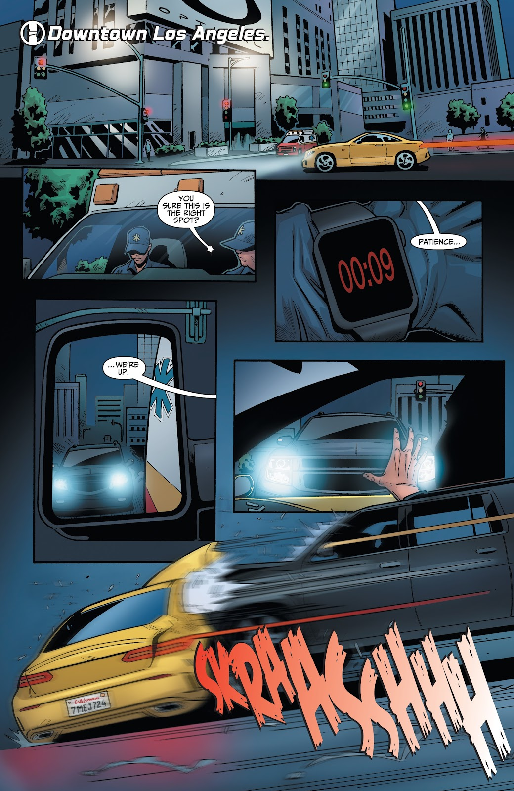 Read online Incidentals comic -  Issue #15 - 11