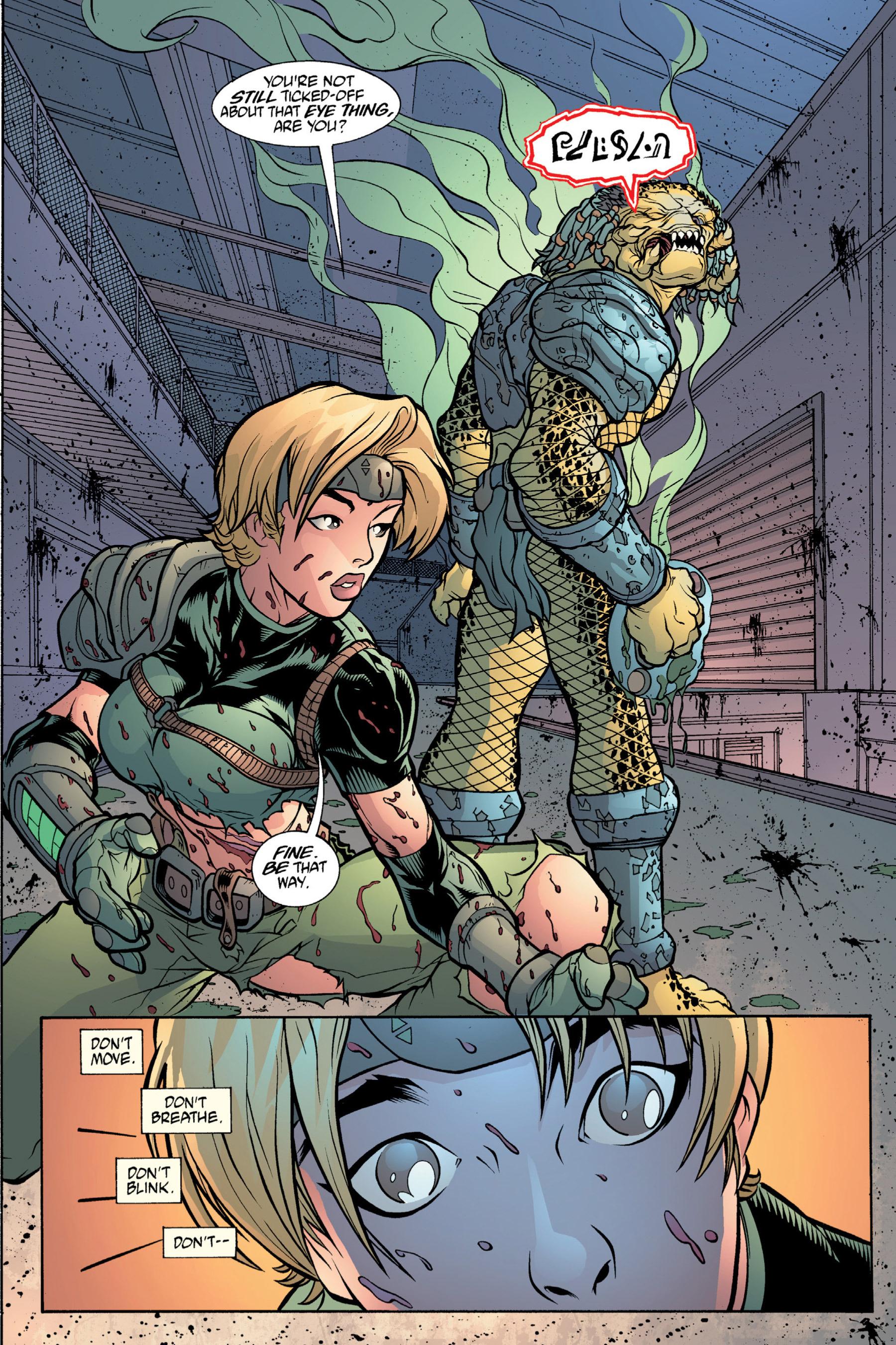 Read online Aliens vs. Predator Omnibus comic -  Issue # _TPB 2 Part 4 - 22