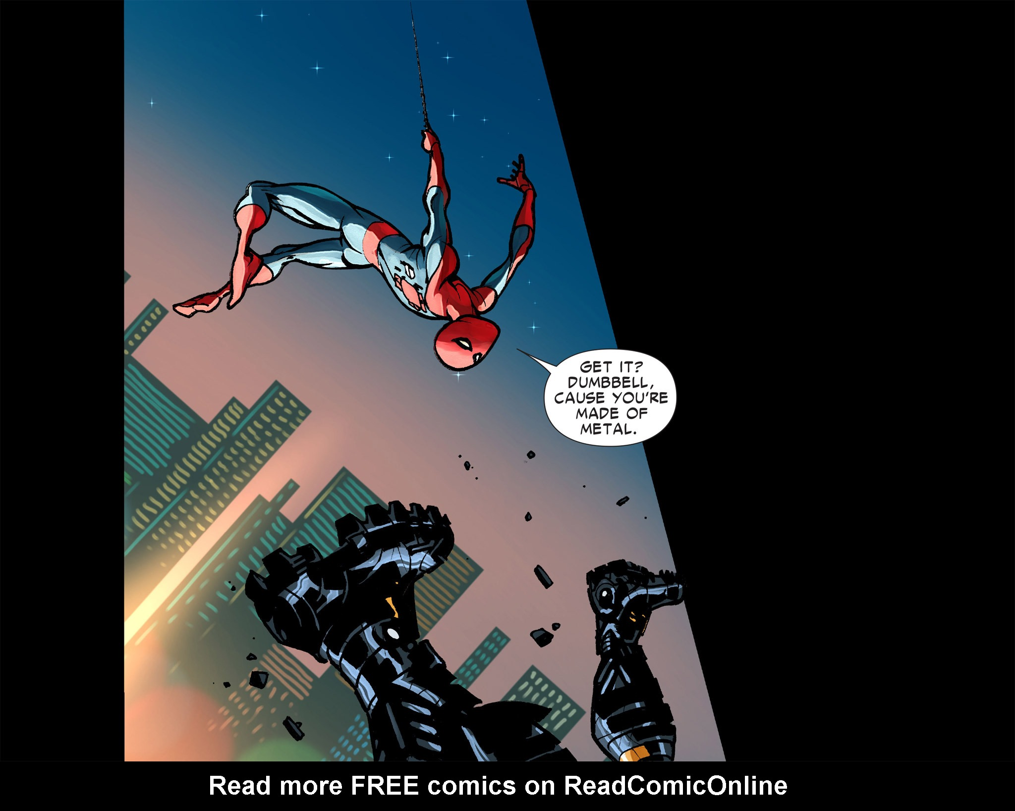 Read online Amazing Spider-Man: Who Am I? comic -  Issue # Full (Part 1) - 146