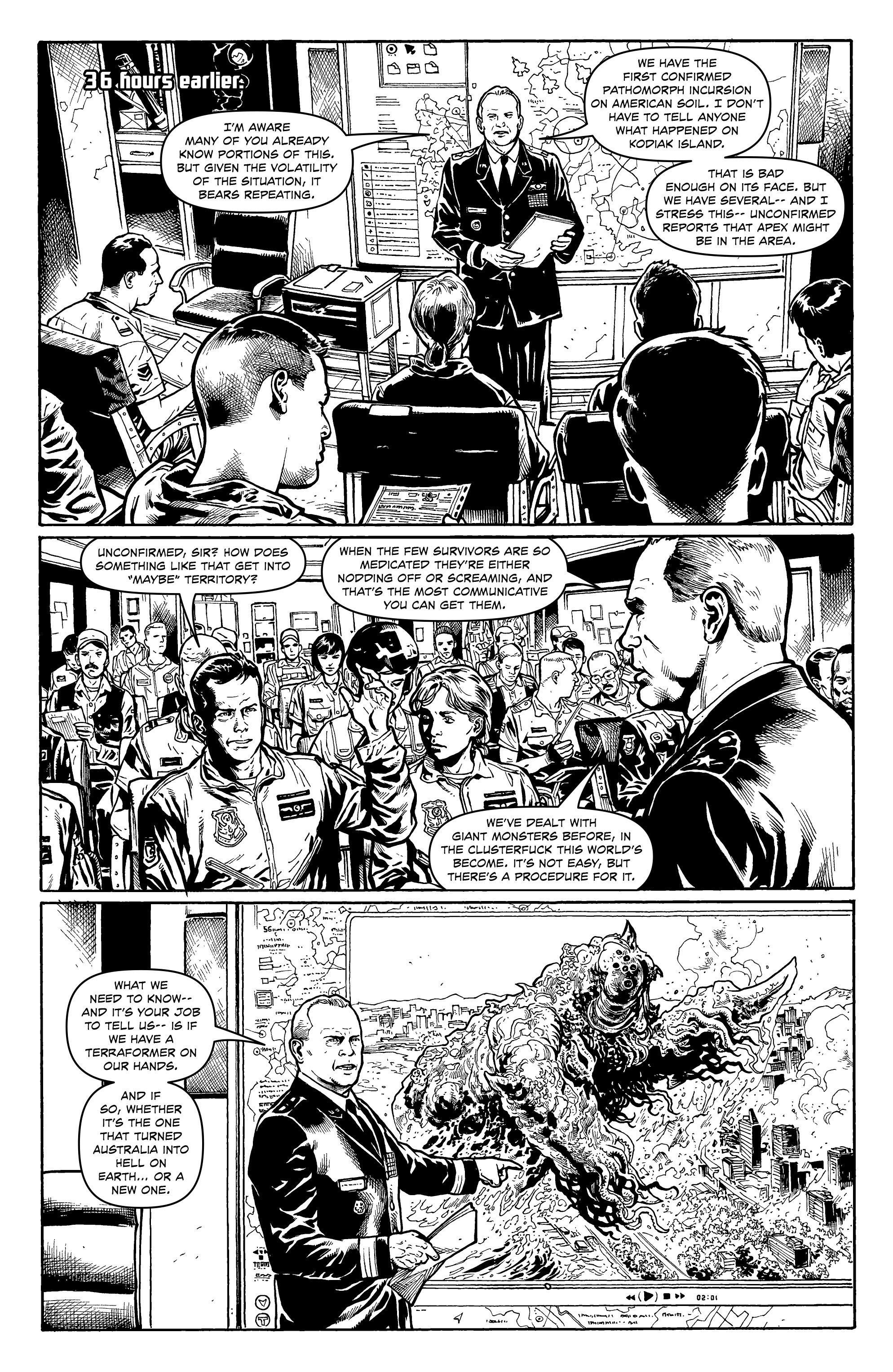 Read online Alan Moore's Cinema Purgatorio comic -  Issue #2 - 45